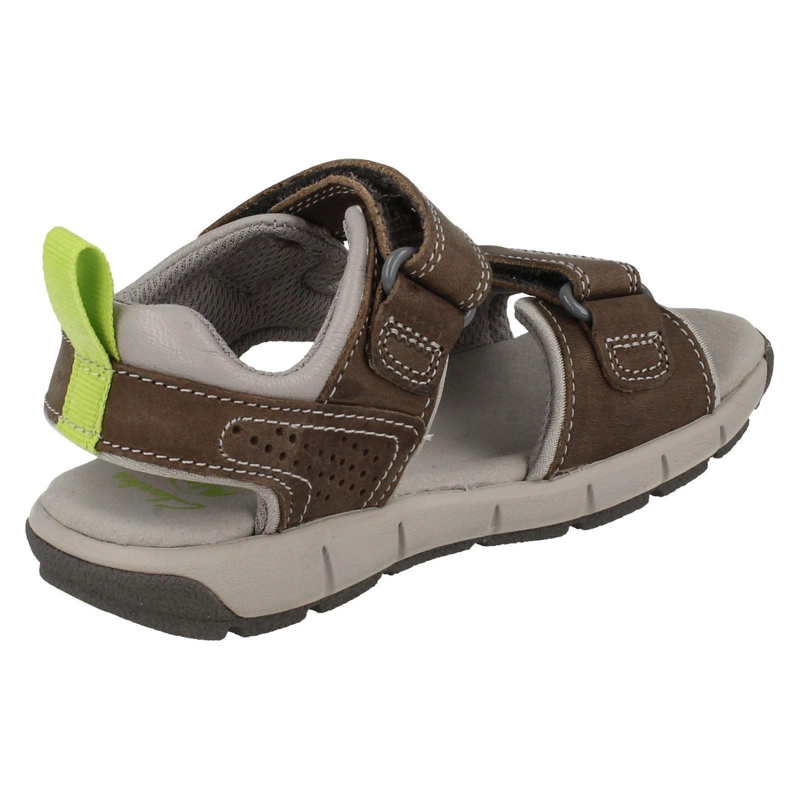 8c4d7143122 Infant-Junior-Boys-Clarks-Summer-Sandals-Jolly-Wild thumbnail