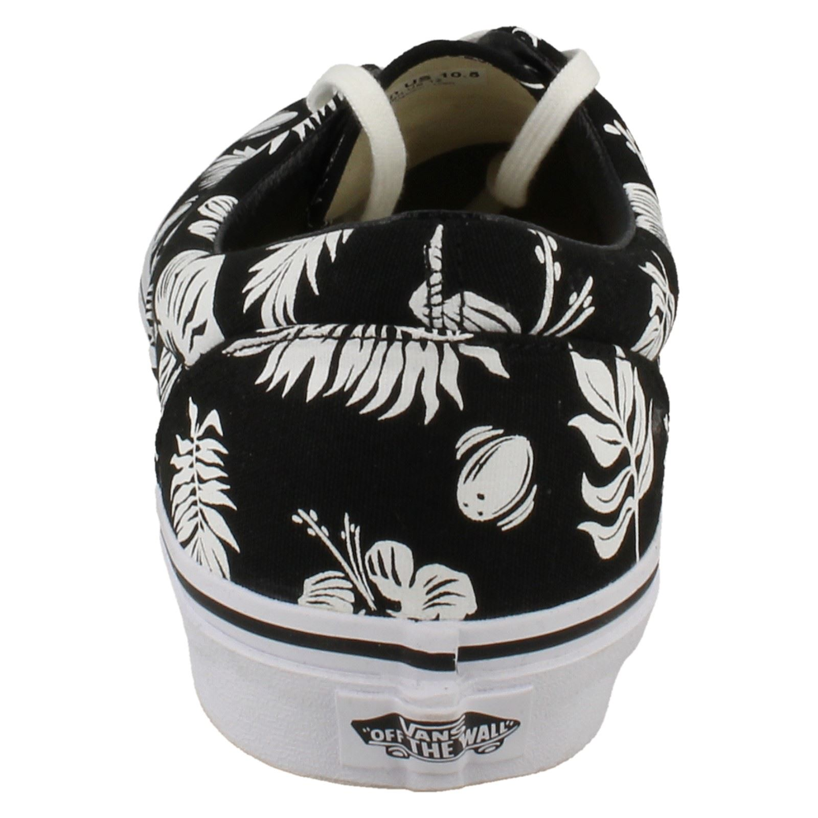 unisex vans off the wall casual shoes era w 3 cen ebay. Black Bedroom Furniture Sets. Home Design Ideas