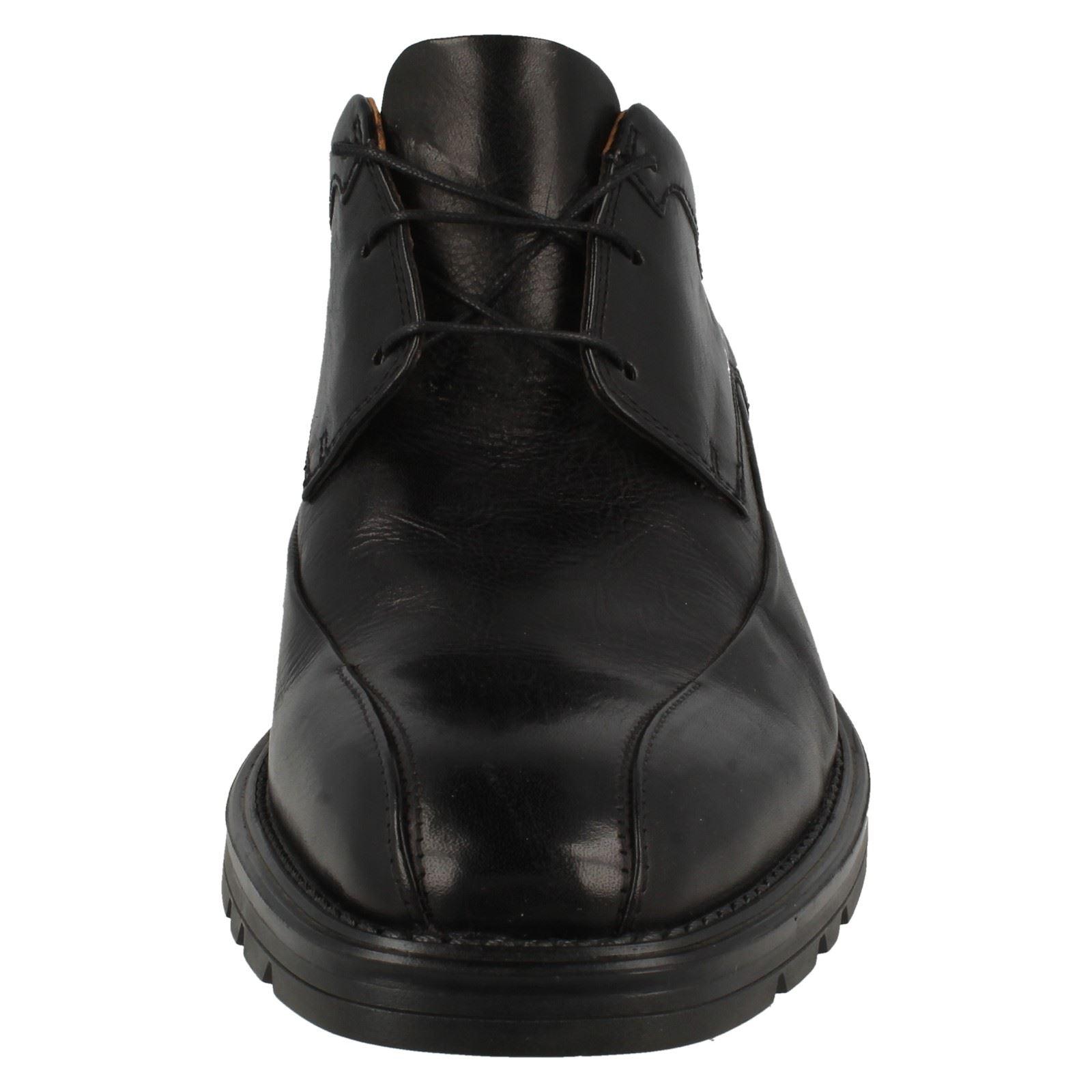 Clarks Formal Zapatos Con Cordones Para hombre día