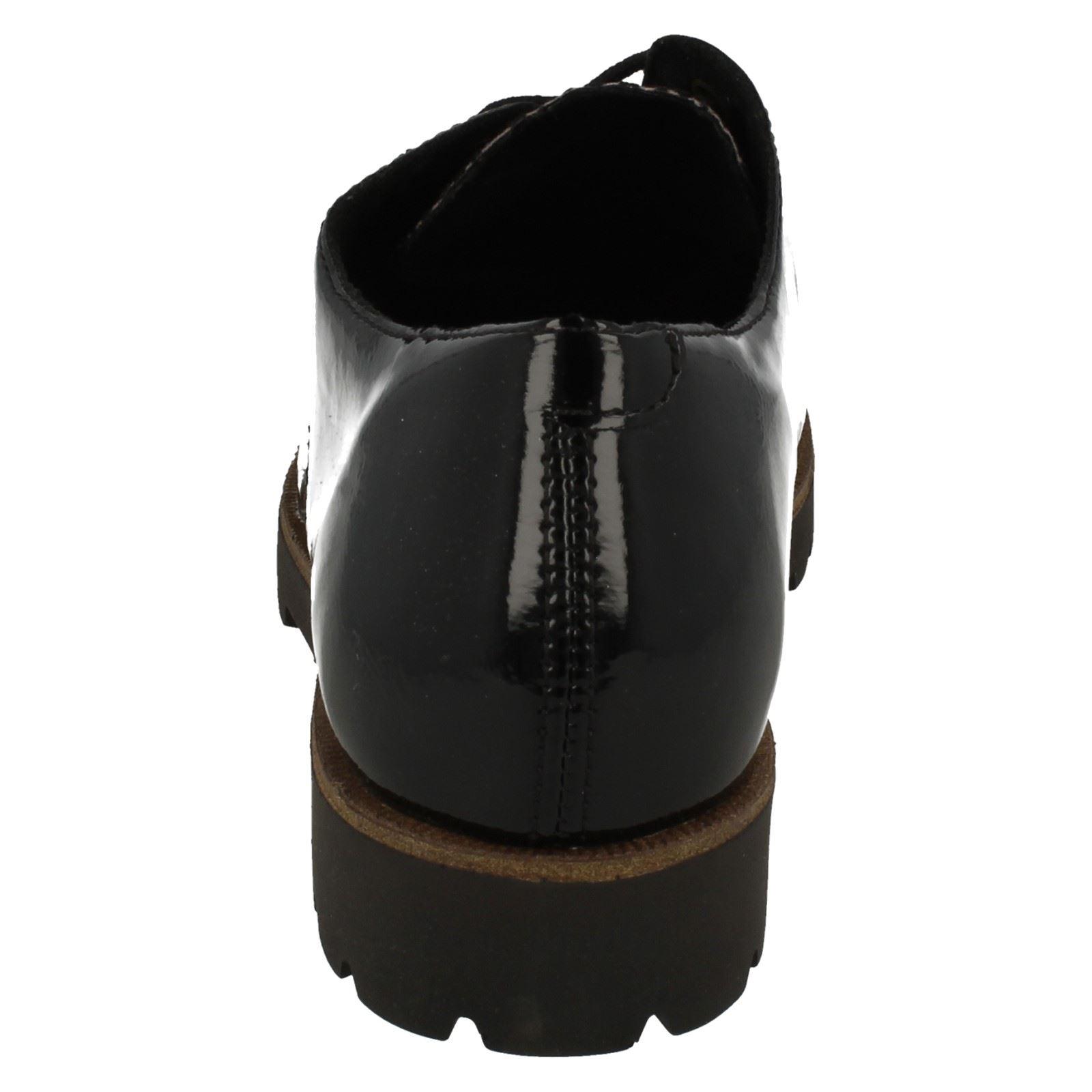Damas REMONTE Inteligente Zapatos Con Cordones Zapatos Inteligente D0103 a69725