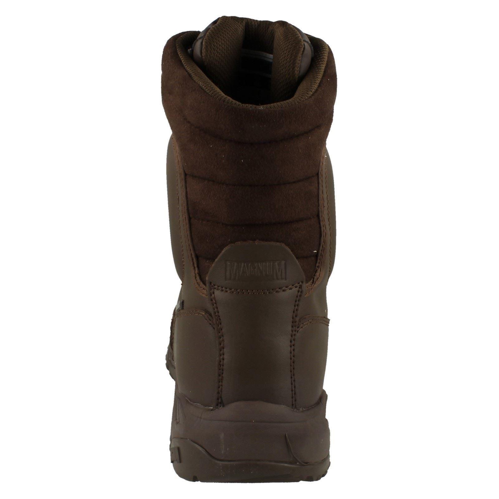 Pro Viper Mens Combat Magnum Boots Waterproof Brown nqxpfq7RPw