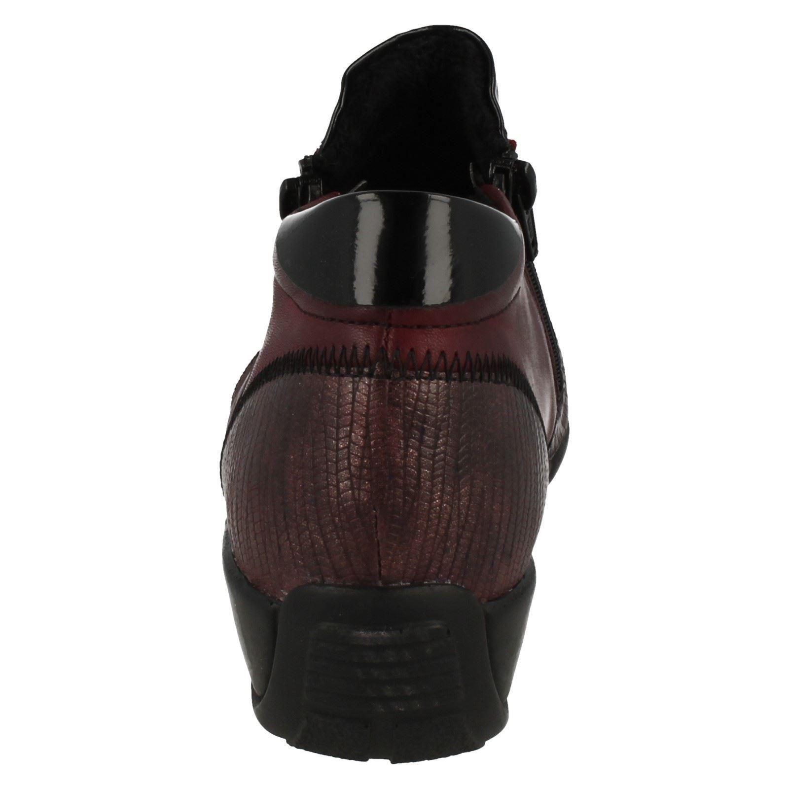 Donna Remonte Warmlined Warmlined Warmlined Stivali R9884 | Colore Brillantezza  0cc94c