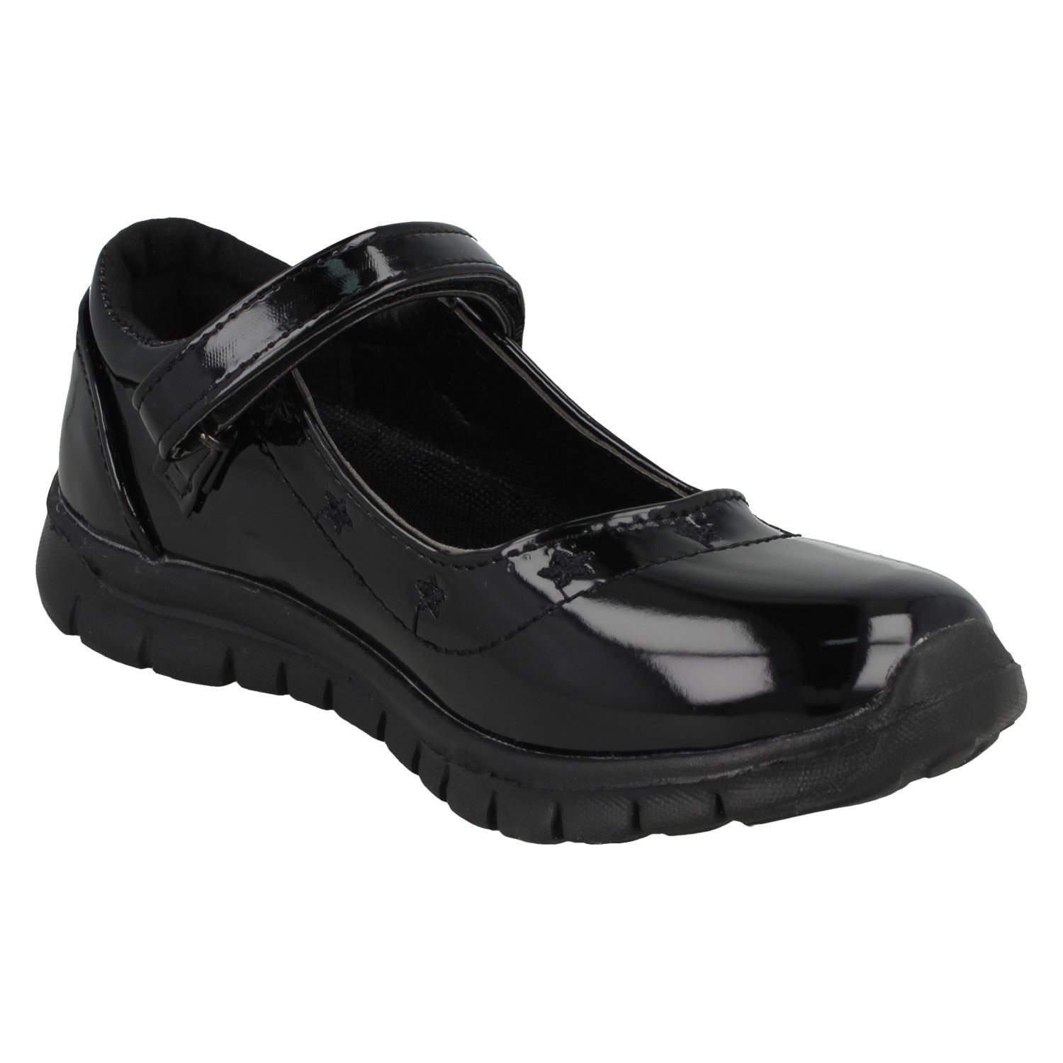 Girls Spot On School Shoes