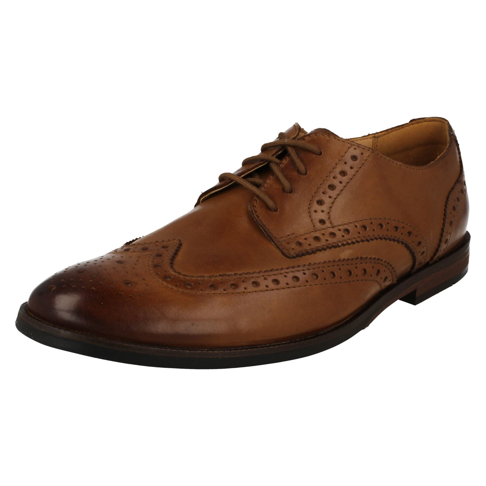 cd92b9dc8bce18 Uomo Clarks Scarpe Stringate Brogue  Broyd Limitate