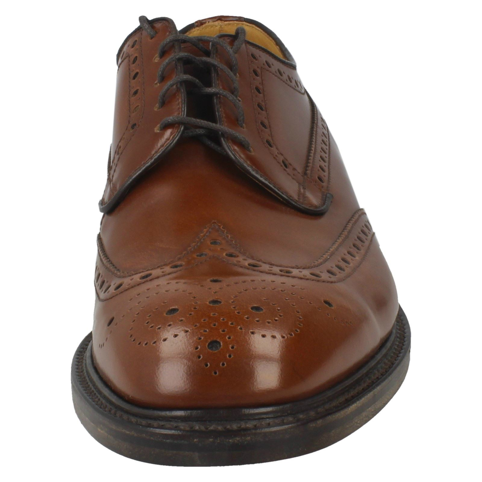 Mens Loake Smart/Formal Brogue Brogue Smart/Formal Shoes *Braemar* 063d9b