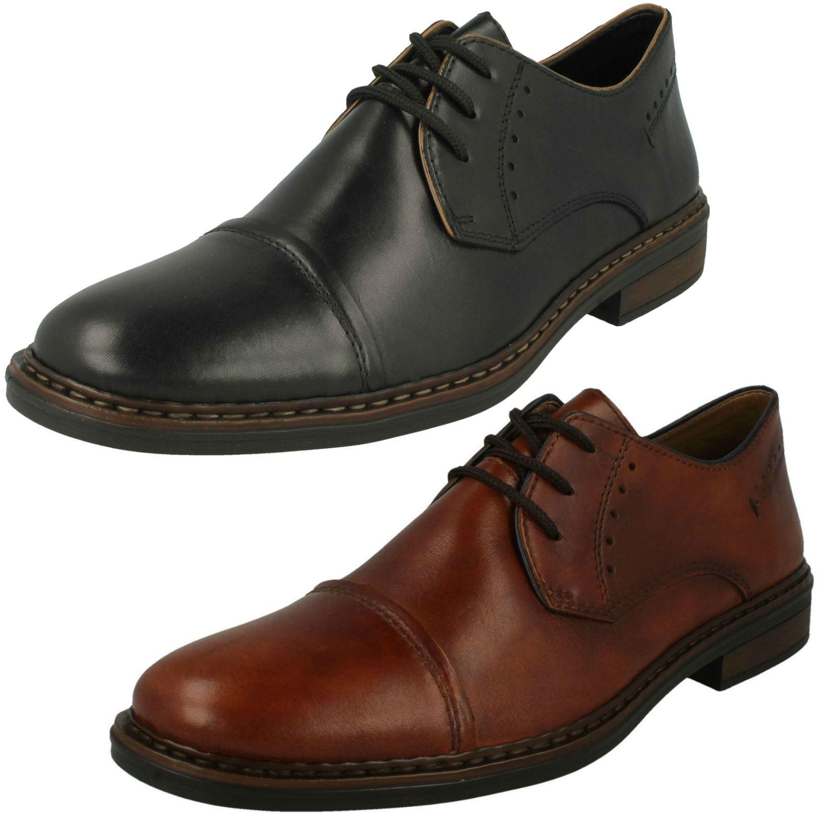 Détails sur Rieker Homme FORMAL LACE UP chaussures 17617 afficher le titre d'origine