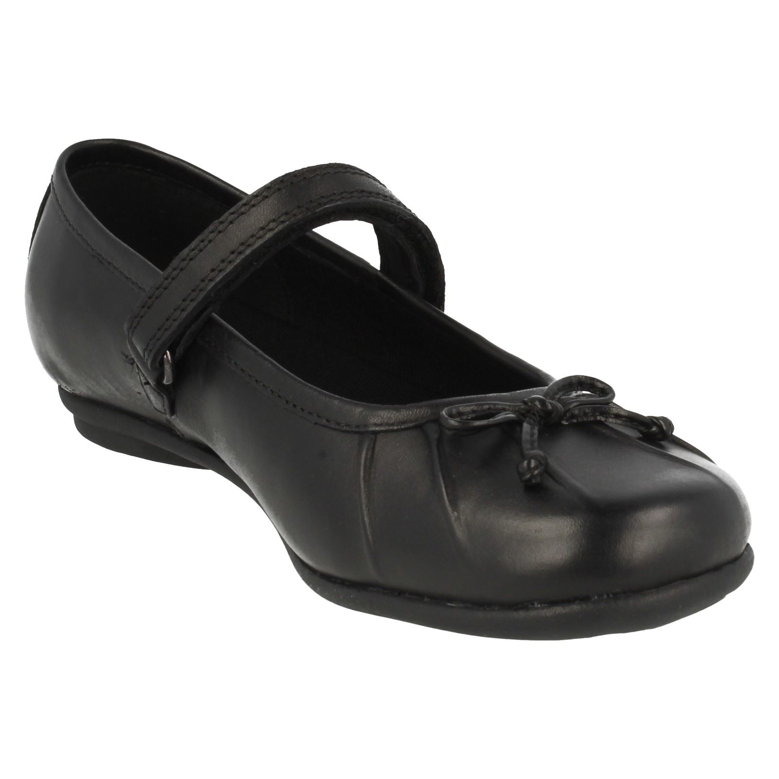 Girls Clarks School Shoes 'Tasha Ally'