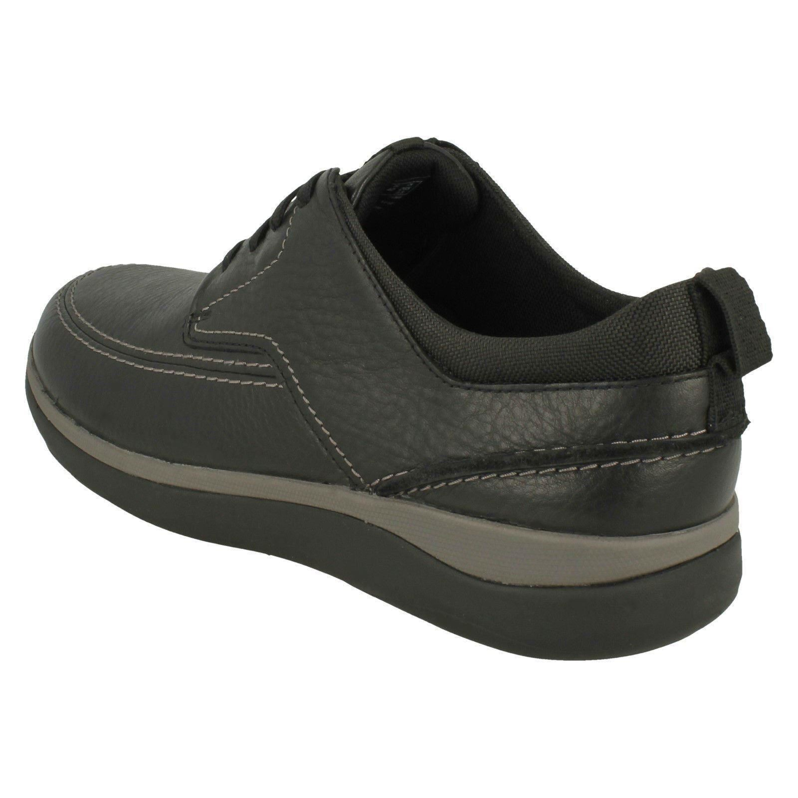 Mens-Unstructured-by-Clarks-Lace-Up-Shoes-039-Garratt-Street-039 thumbnail 4