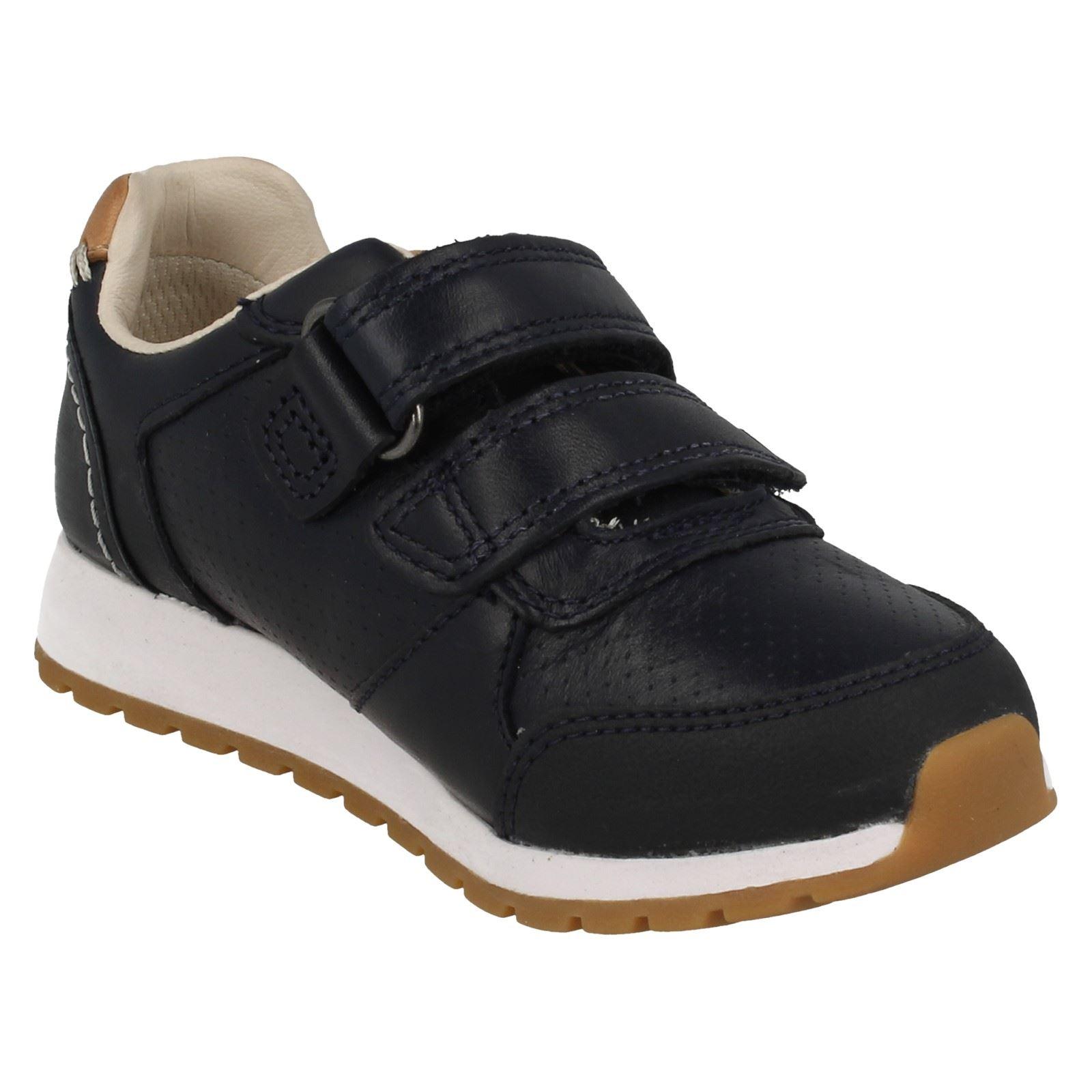 Tex niños Zapatos Zest estilo Clarks azul para Navy con rwCTIYCnq