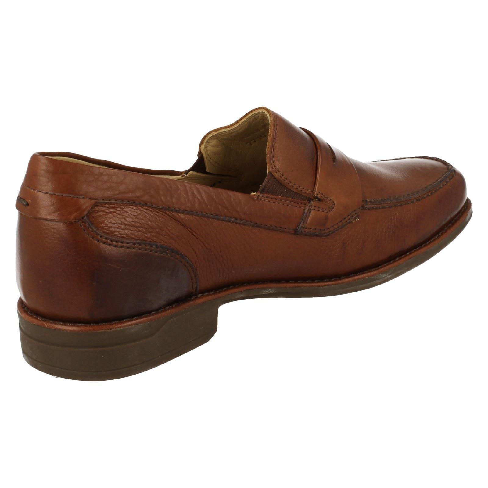 Uomo Anatomic & Co Formal Slip Slip Slip On Schuhes Barbosa b7ebaa