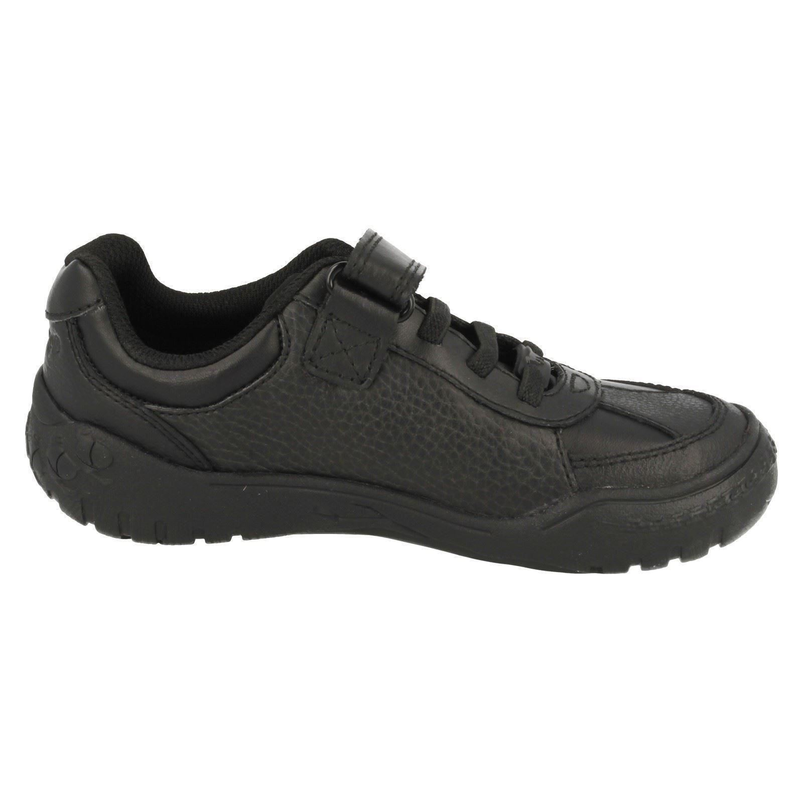 Boys Clarks School Shoes Stomp Rex