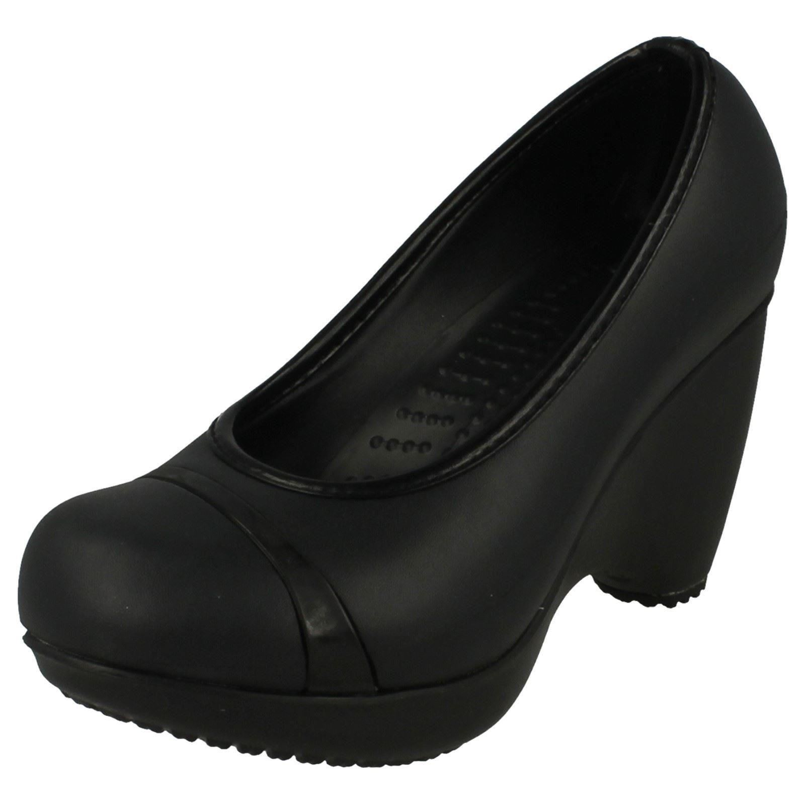 Ladies Crocs Wedge Heel Shoes 'Lena' | eBay