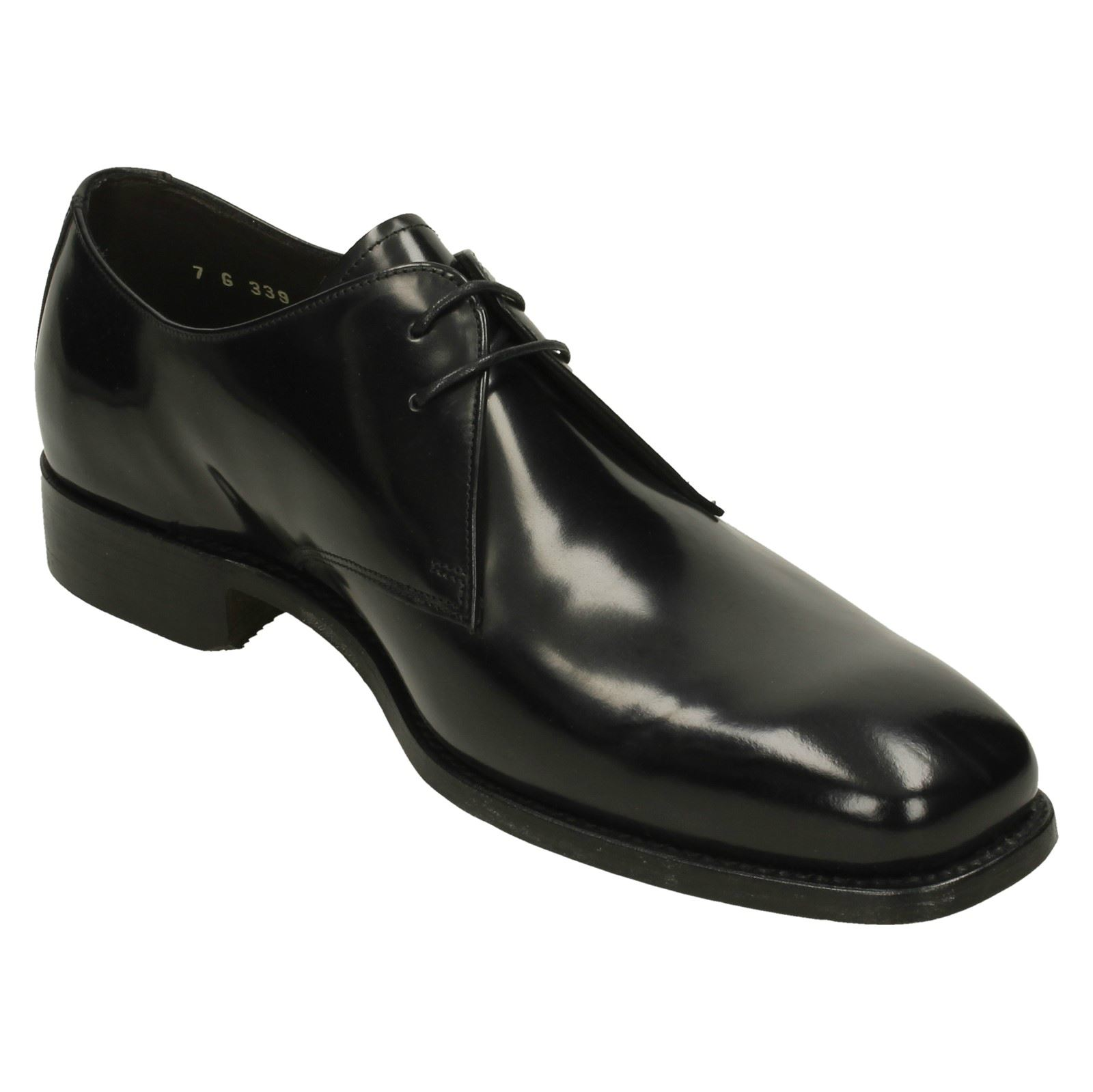Herren Barker Formal Schuhes Schuhes Formal Dwight 1a9188