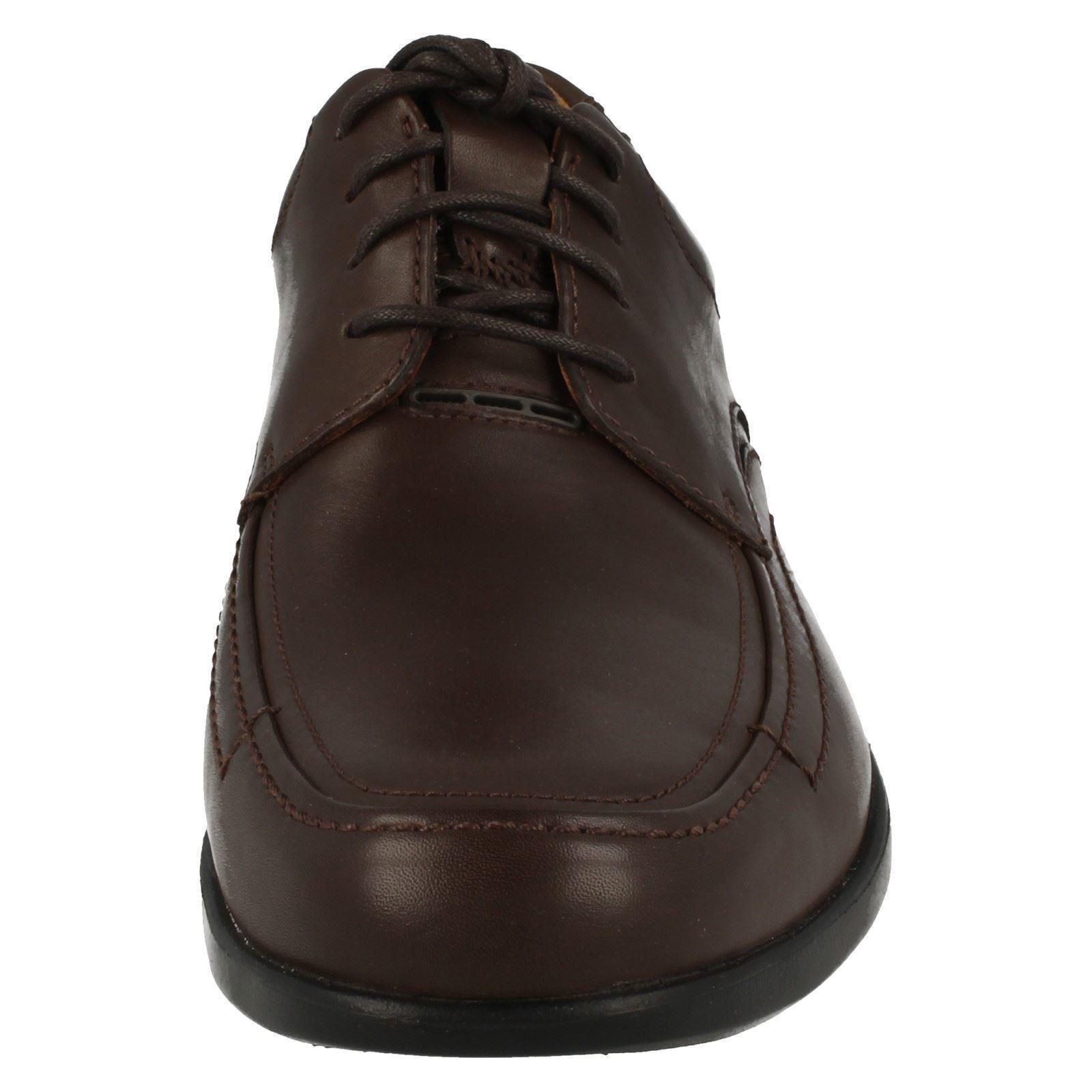Hombre Clarks Lace Up Zapatos Un Sanford Sanford Sanford 7ec119