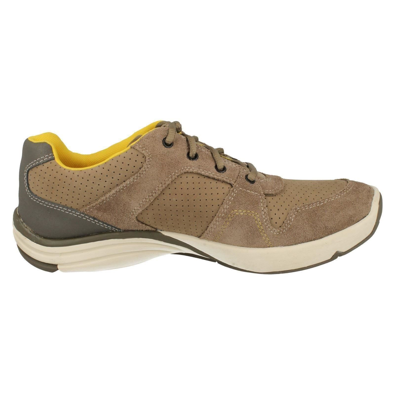 mens clarks casual shoes wave launch ebay