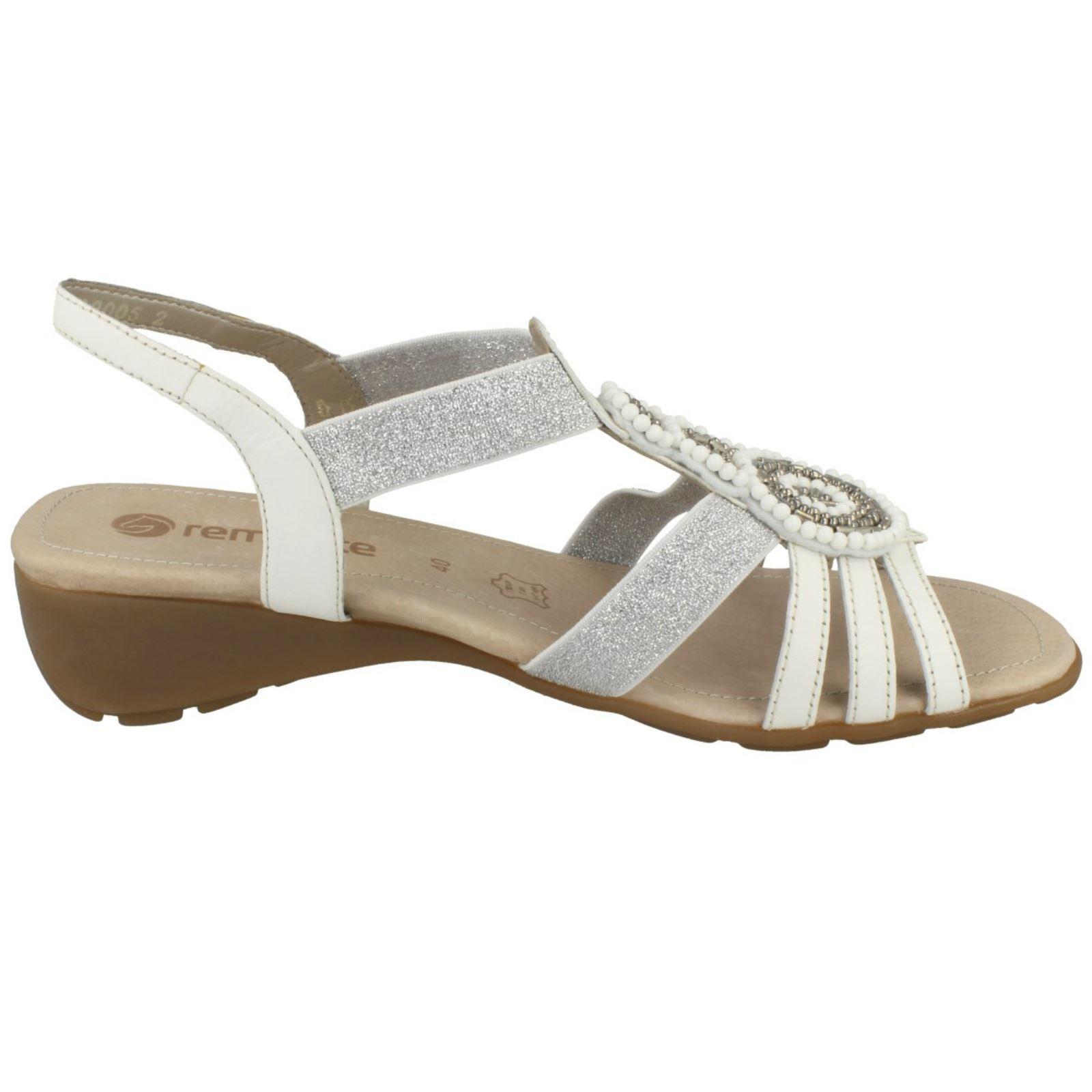 Ladies Remonte Summer Sandals Sandals Sandals - R5250 f48987