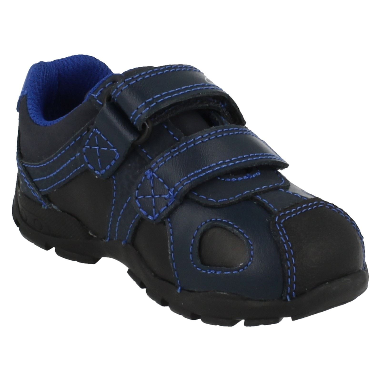 Clarks Boys Light Up Walking Shoes - Brite Time
