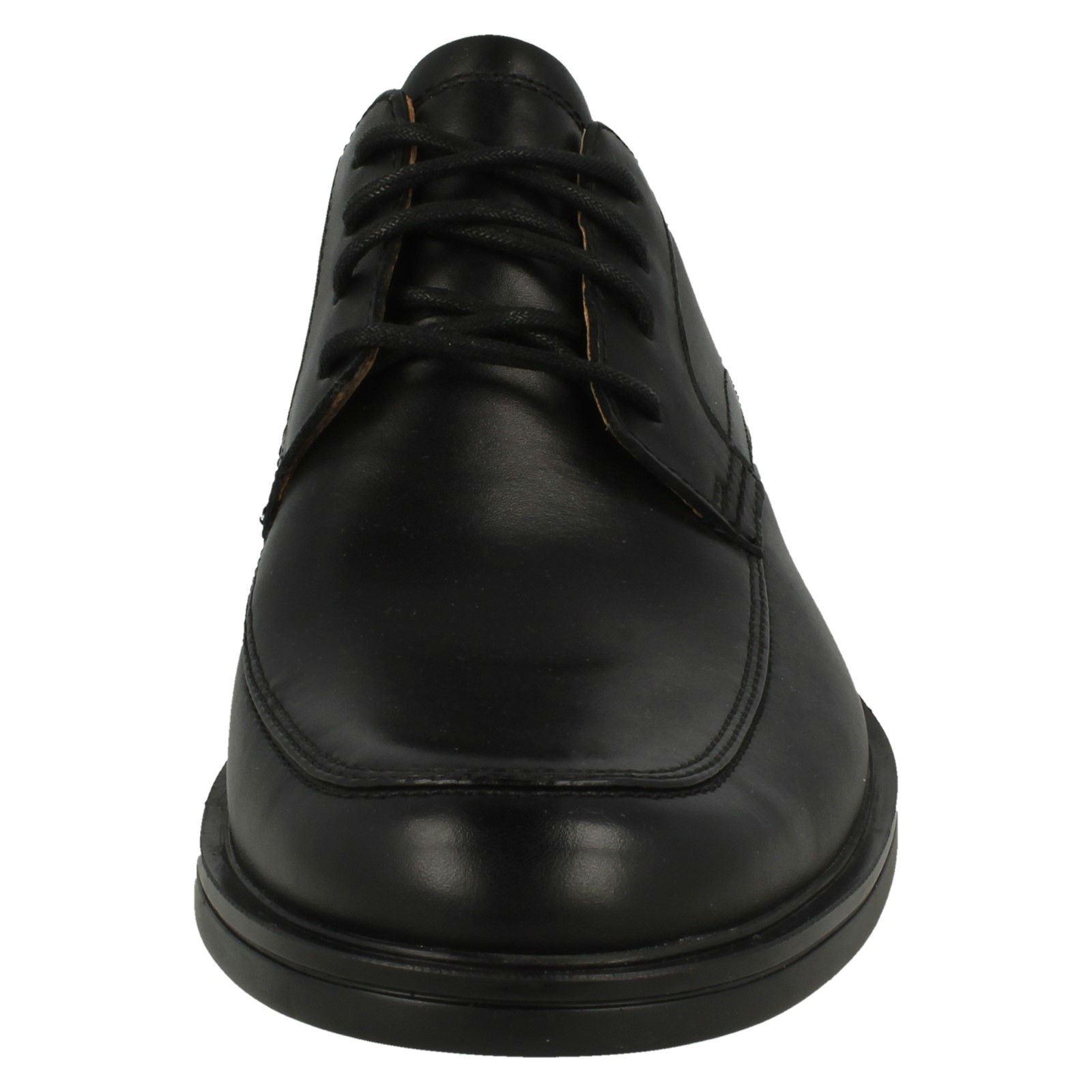 Para Park Hombre Clarks Inteligente Zapatos Con Cordones Un Aldric Park Para a27833