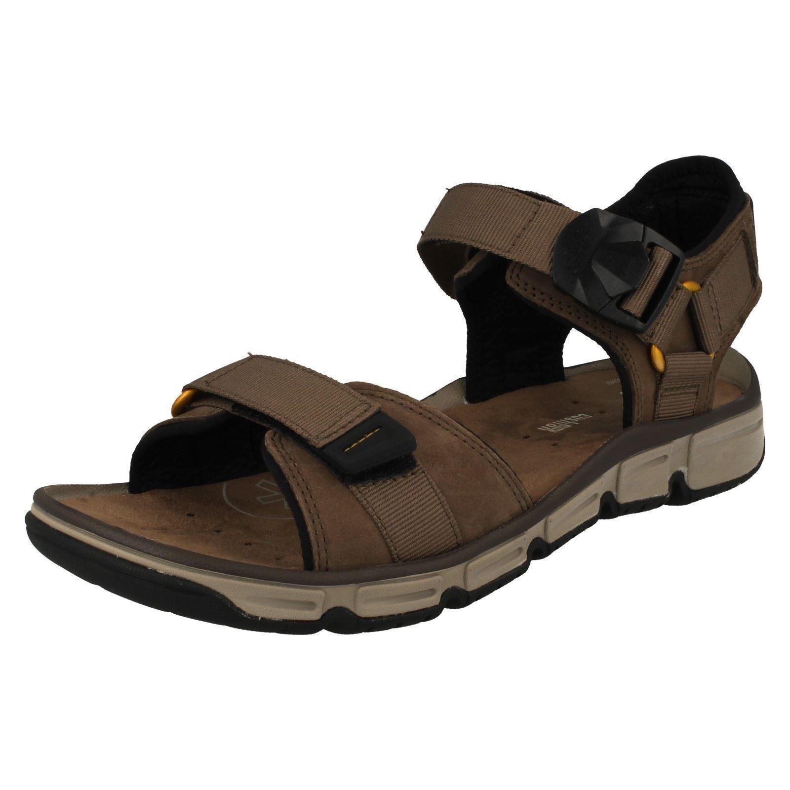 Toe Summer Casual Part Clarks Summer Open Sandal Mens Clarks