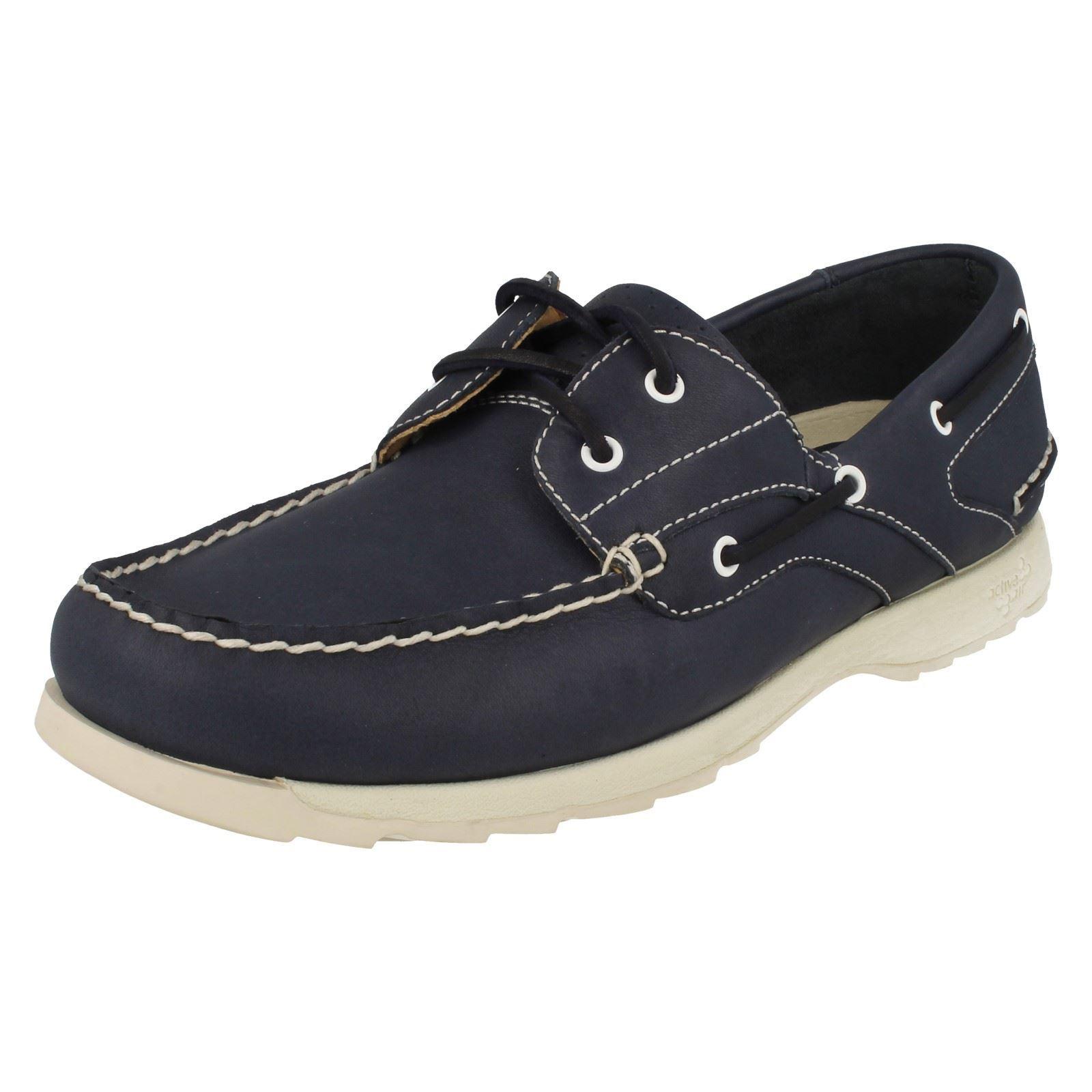 Zapatos para Hombre Clarks Cubierta River Rush