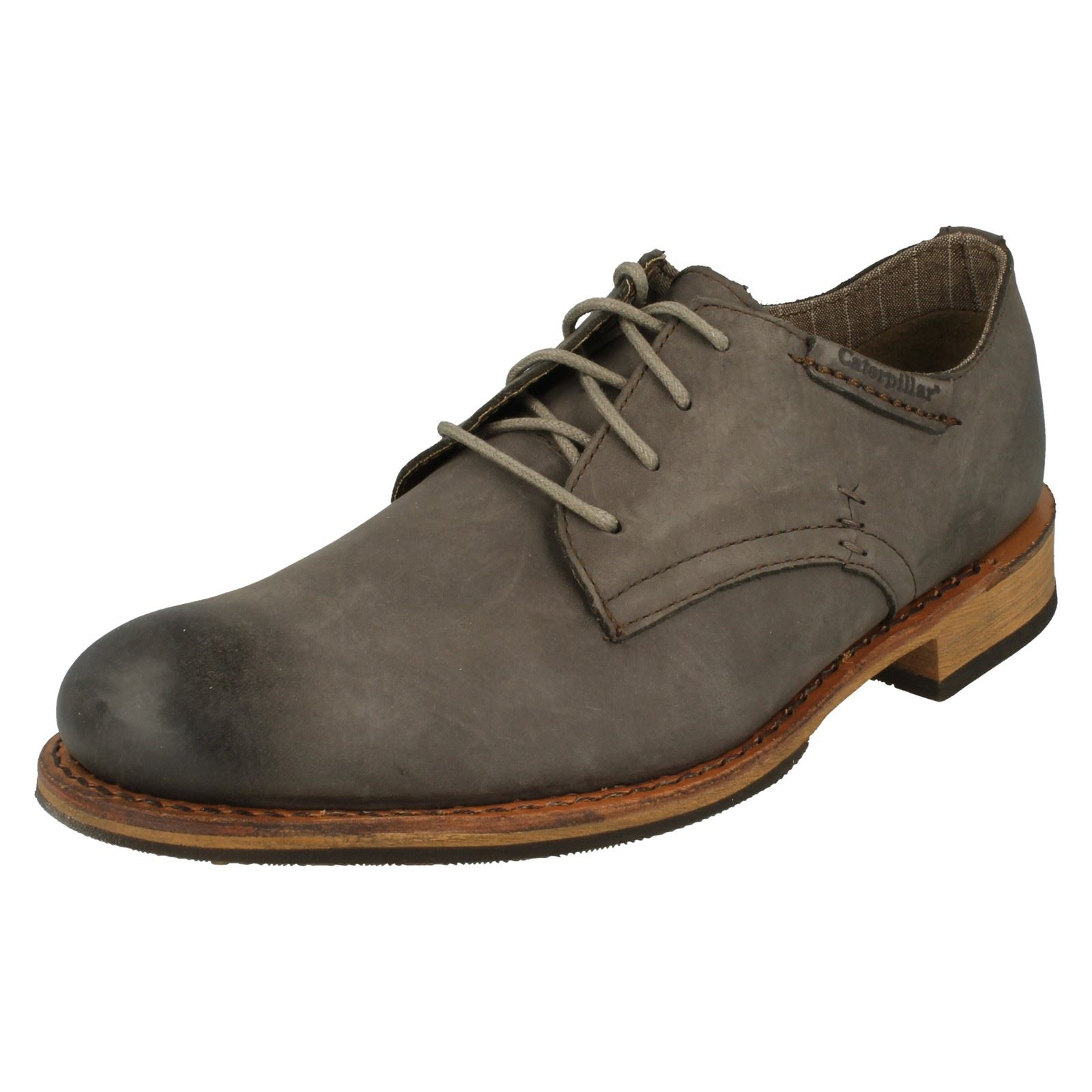 Mens Caterpillar Lace Up Shoes, Miller