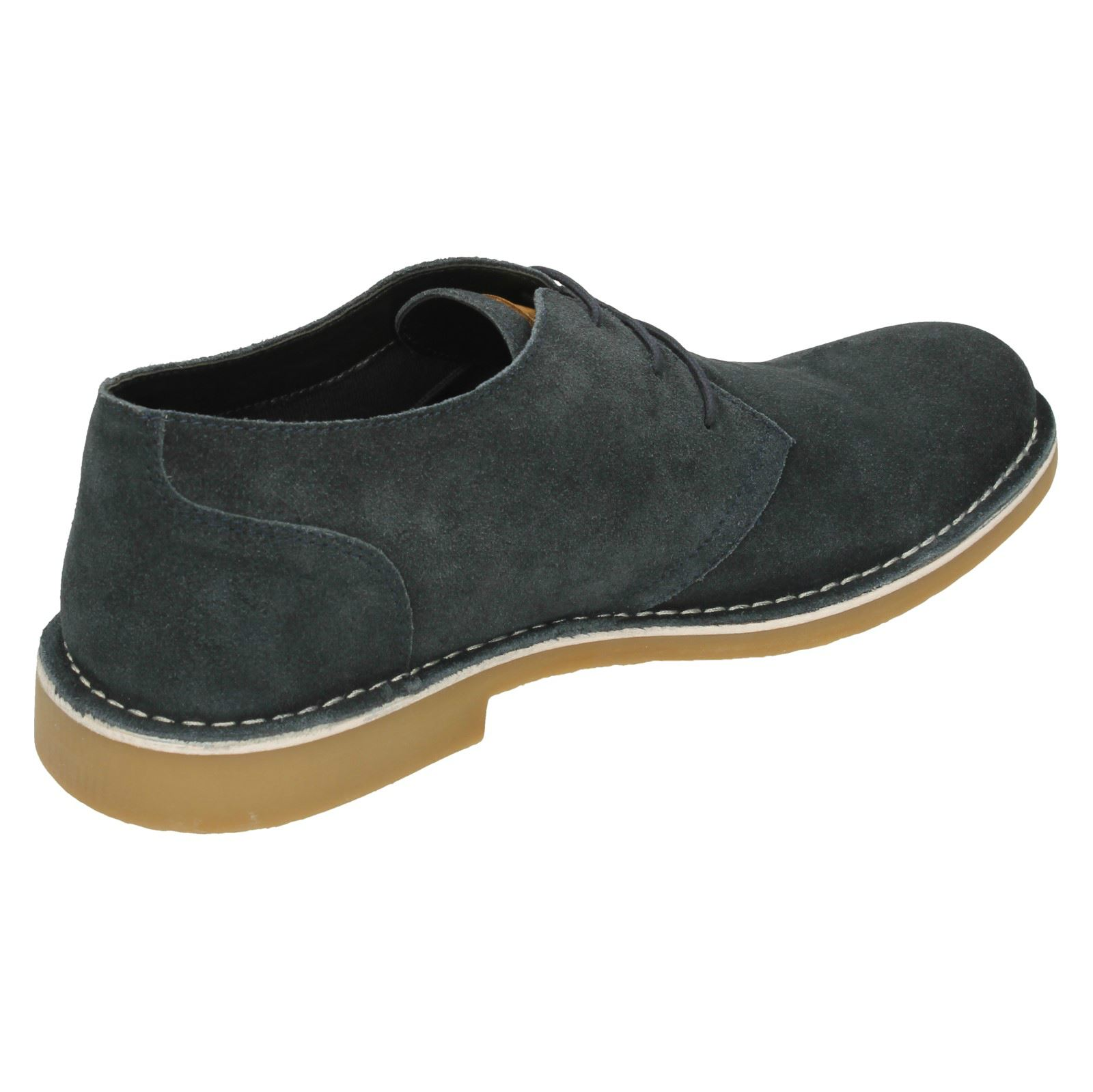 Para hombre Lambretta Formal Zapatos Con Cordones De Soho