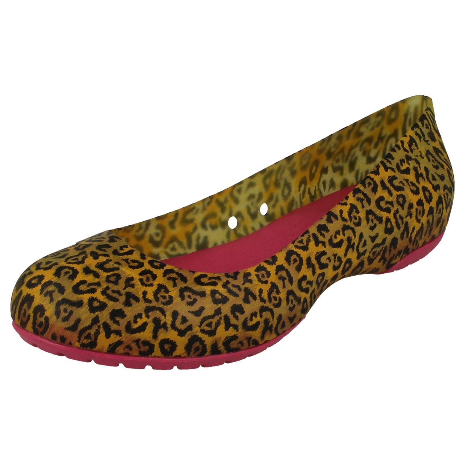 Ladies Crocs Carlisa Slip On Pumps