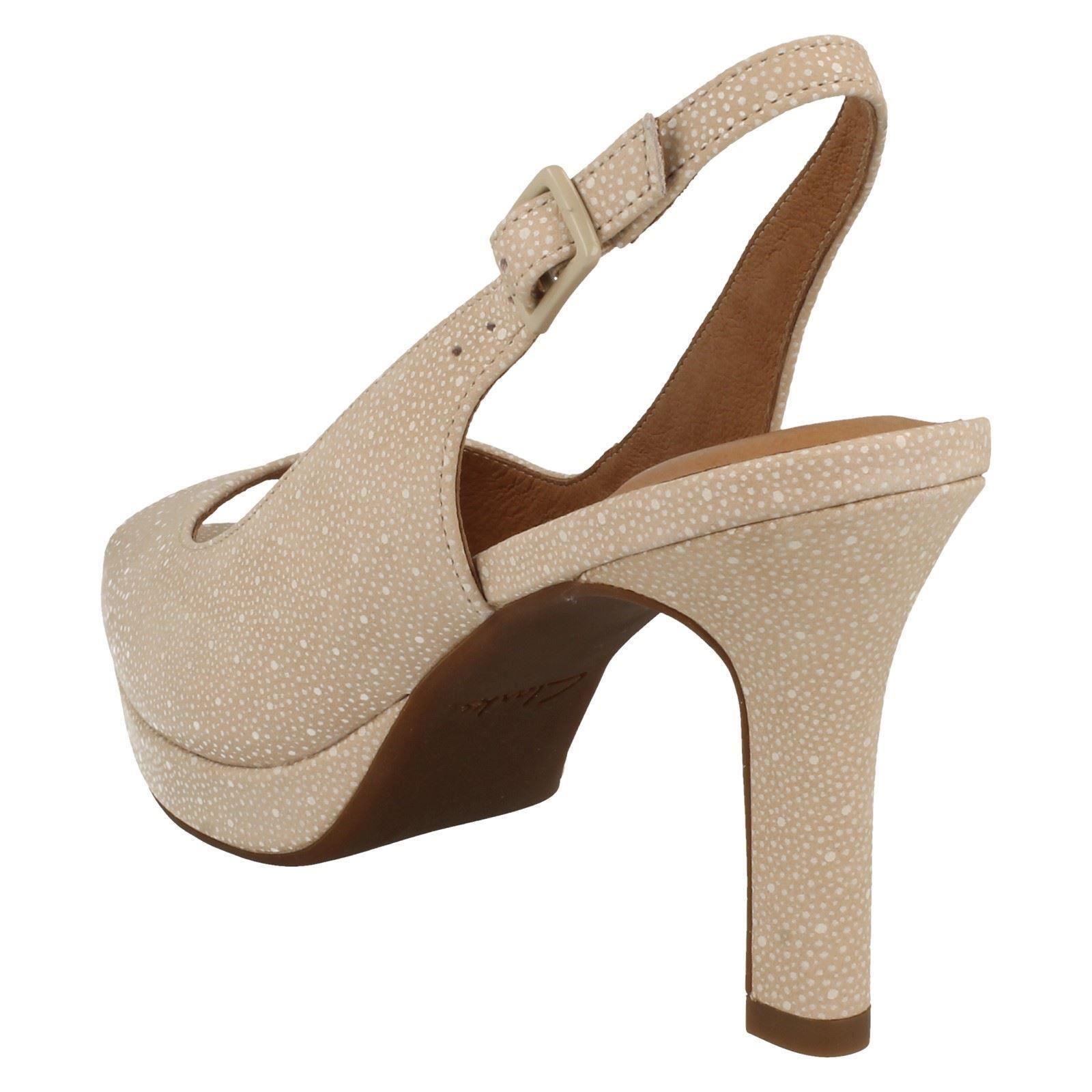 Ladies-Clarks-Heeled-Sandals-034-Mayra-Blossom-034 4ca5f12511