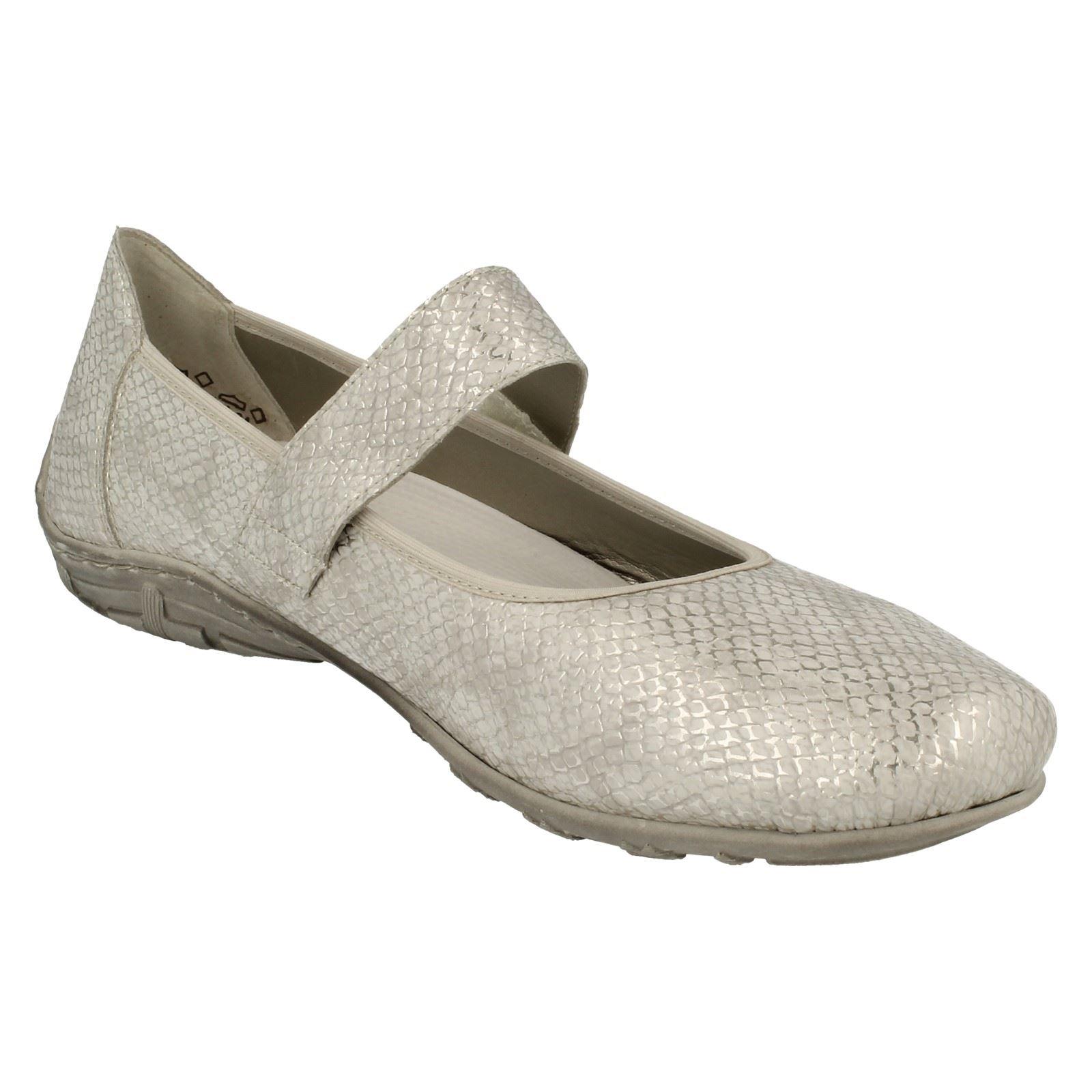 Damen Rieker Mary - Jane-Stil Schuhe - Mary L2062 817dc2