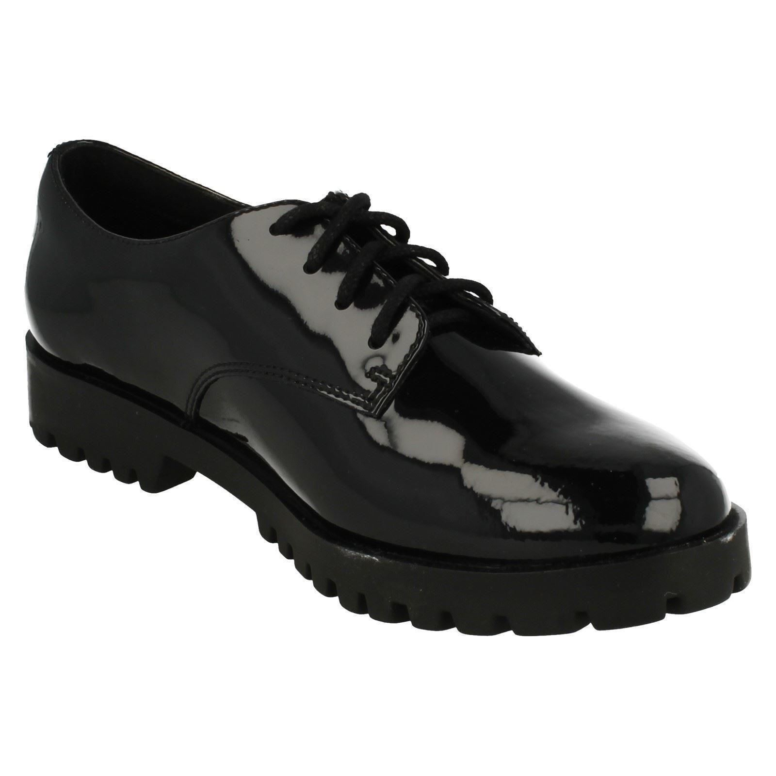 Bootleg By Clarks Chaussures Agnes May Scolaires Filles rrp7qS