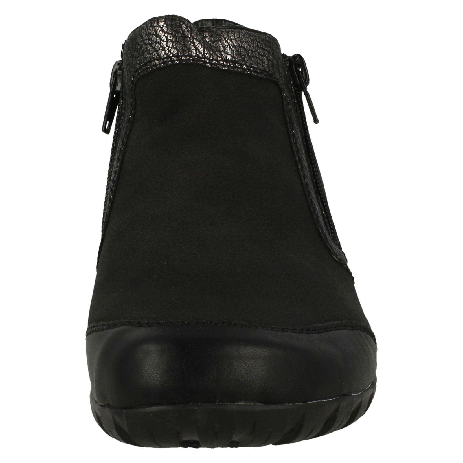 Ladies Casual Rieker Rieker Rieker Ankle Boots L4659 566a72