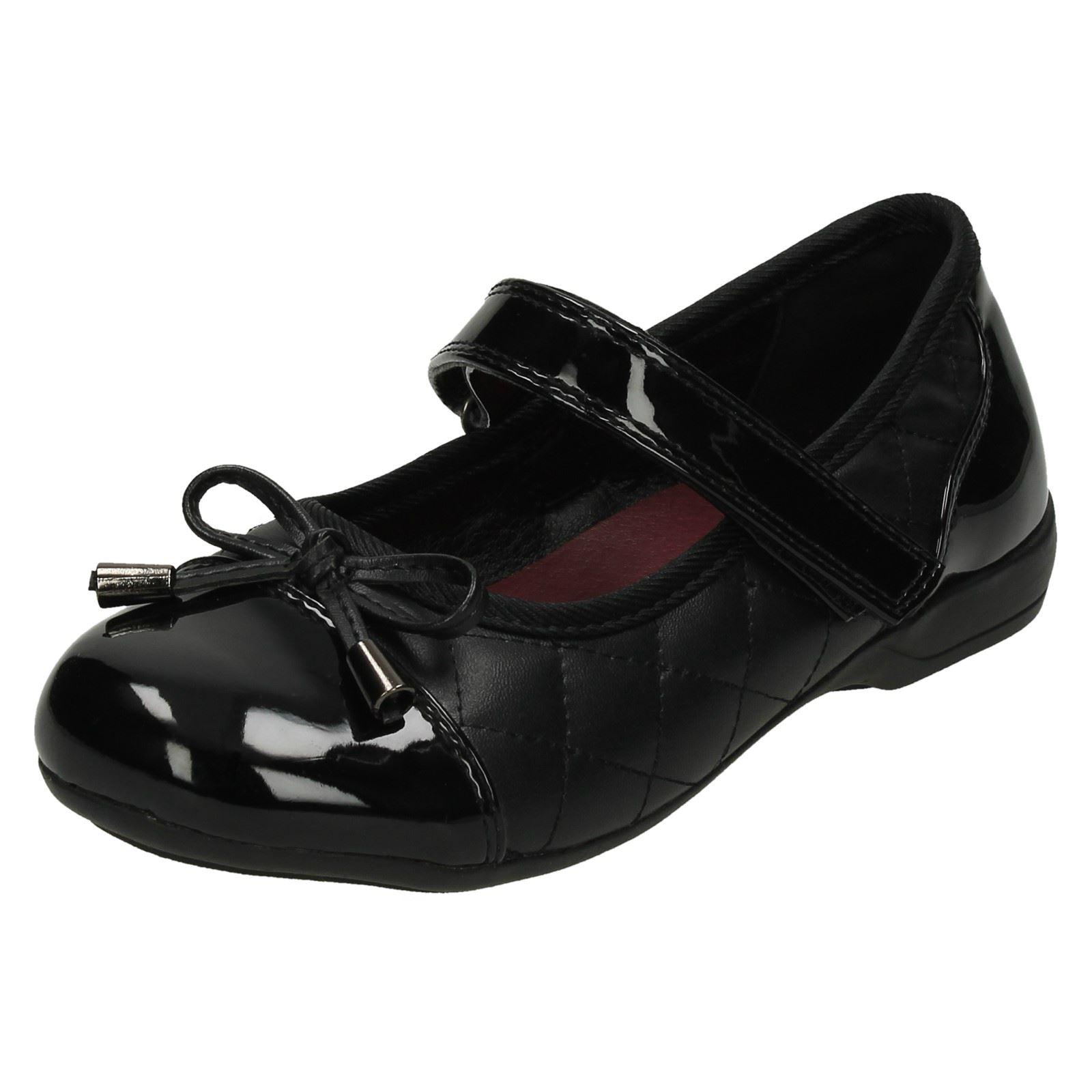 School Quilted Vamp 'School Shoes