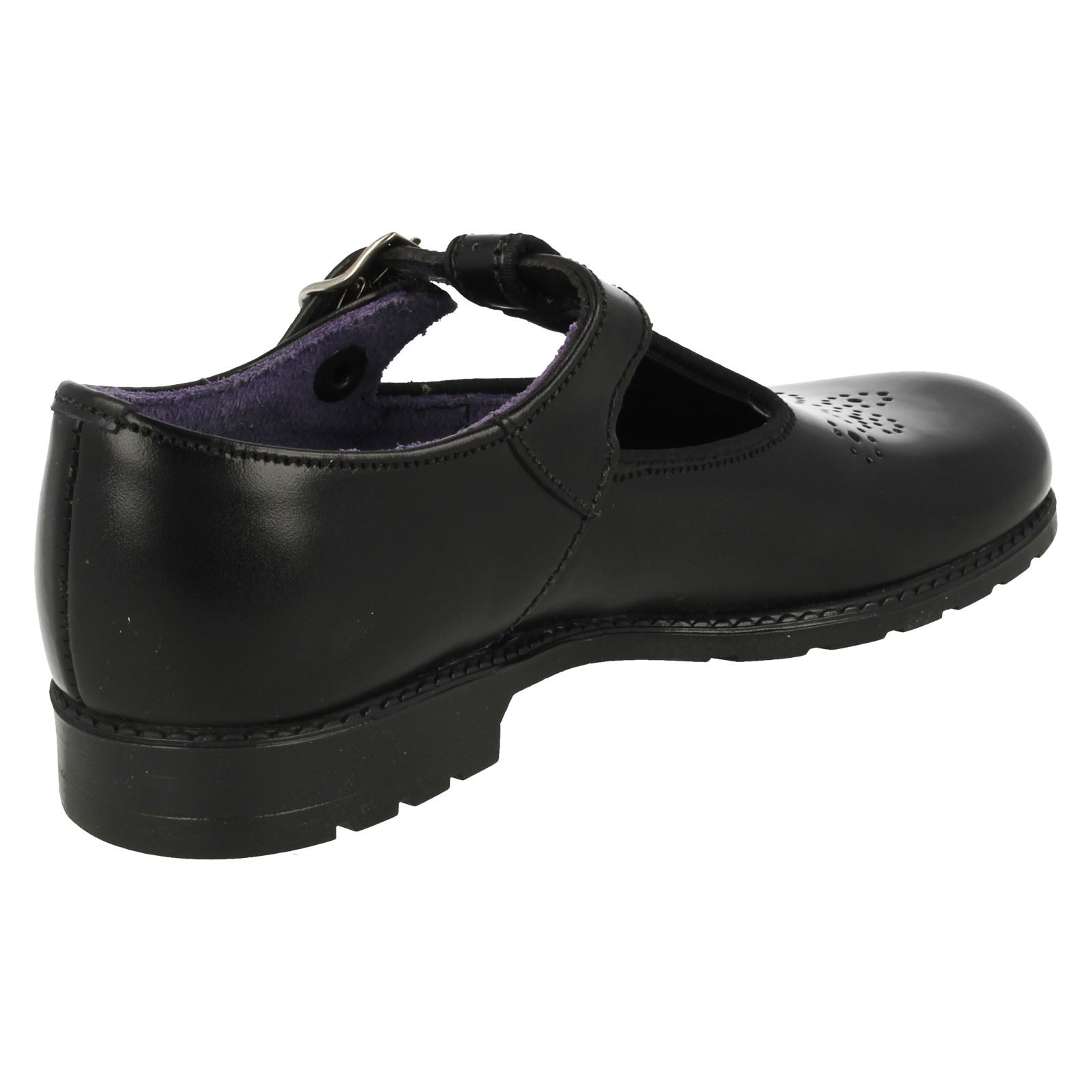 Girls Startrite T-Bar Shoes Emily