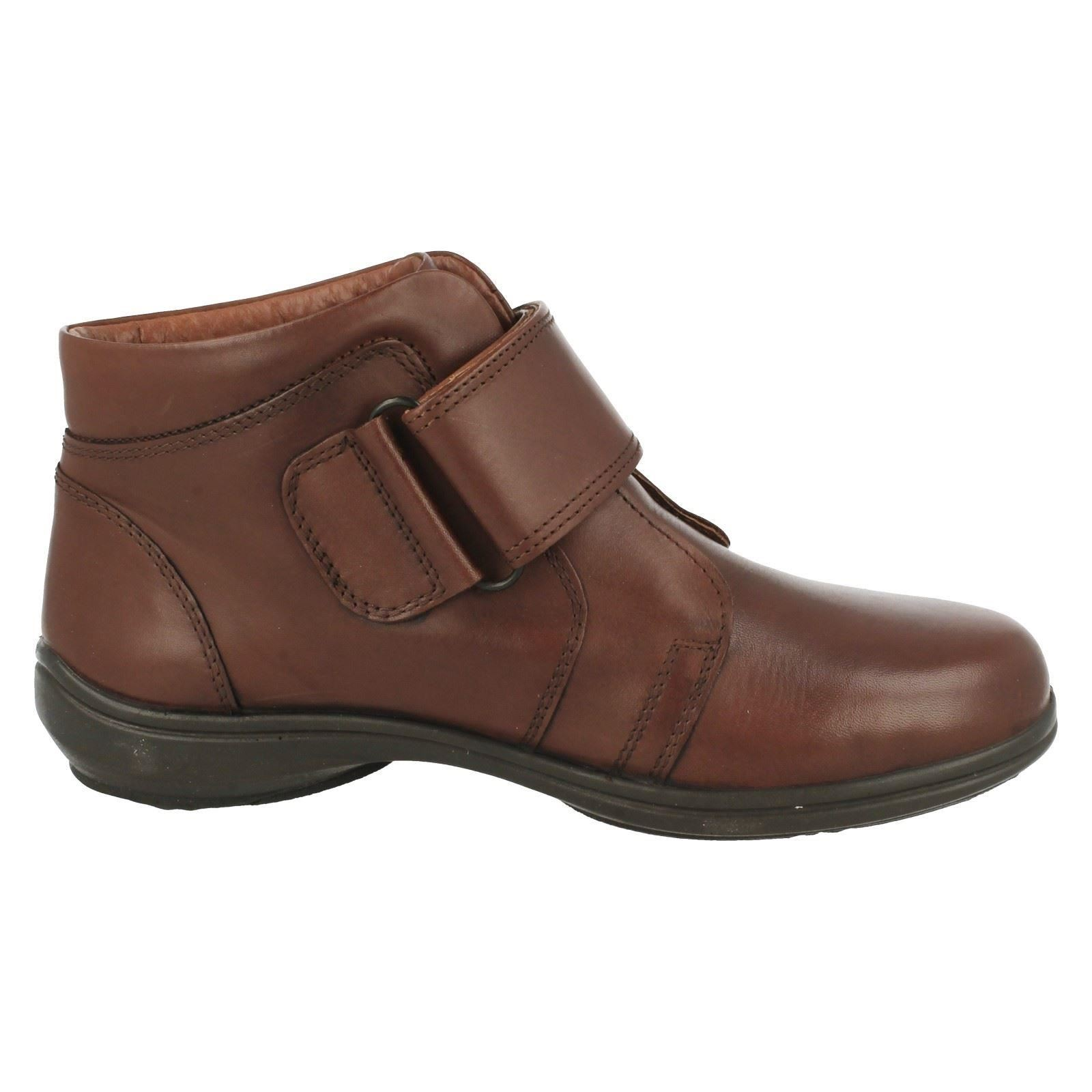 Boots Ladies Brown Path B Ankle Easy qnFBIwz