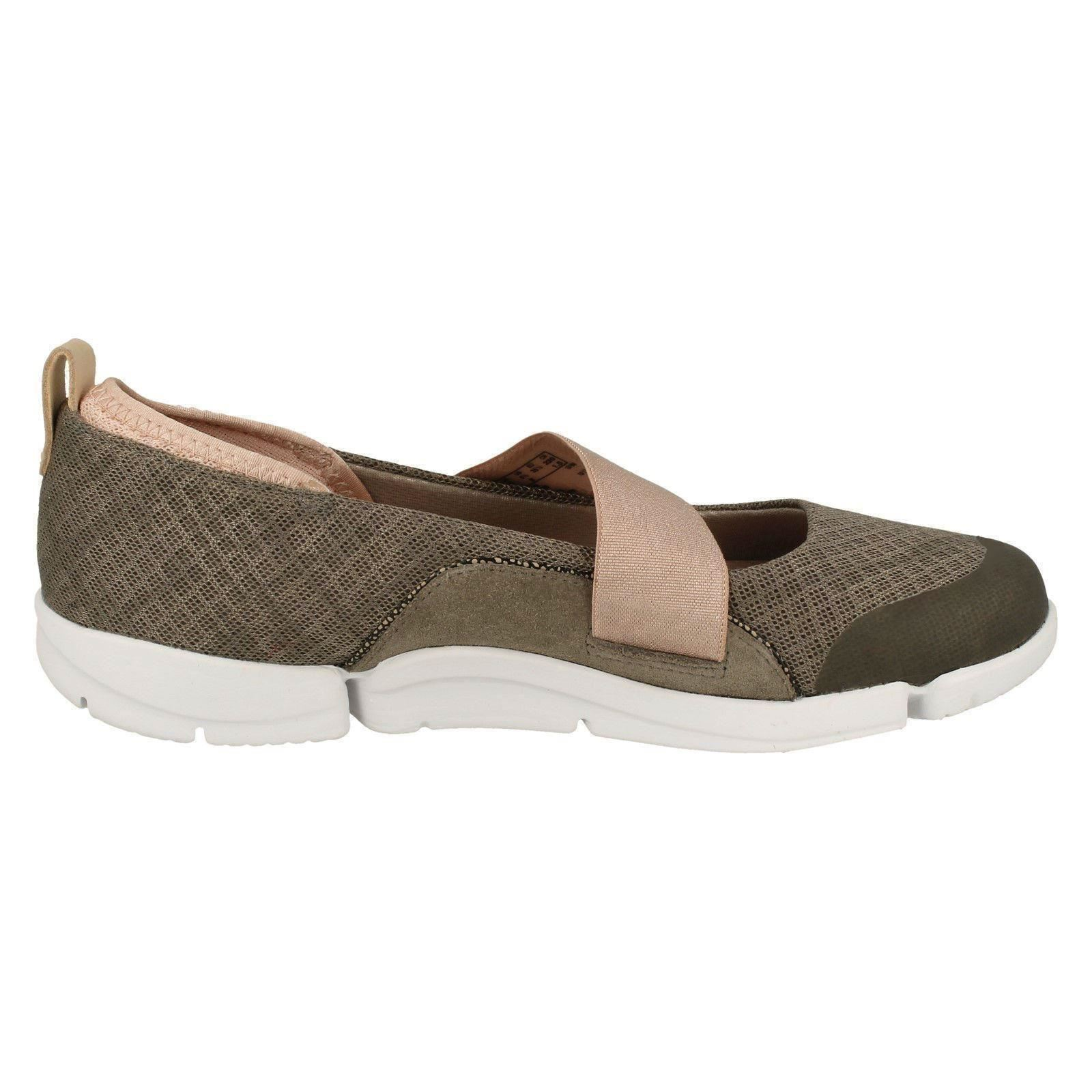 Ladies Clarks Casual Fashion Sports shoes shoes shoes 'Tri Allie' da7b54
