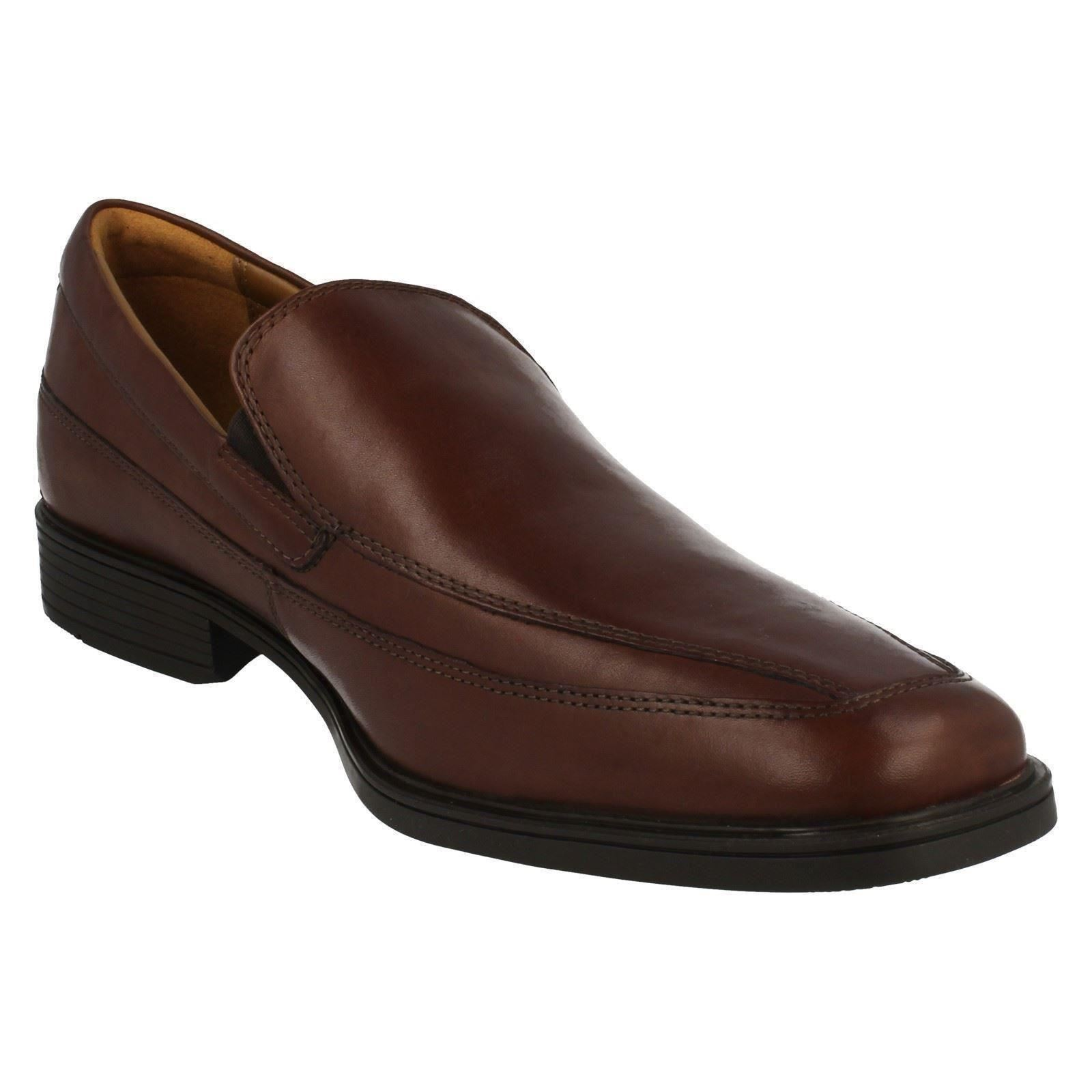 Uomo Clarks Schuhes Formal Schuhes Clarks Tilden Free 69b498