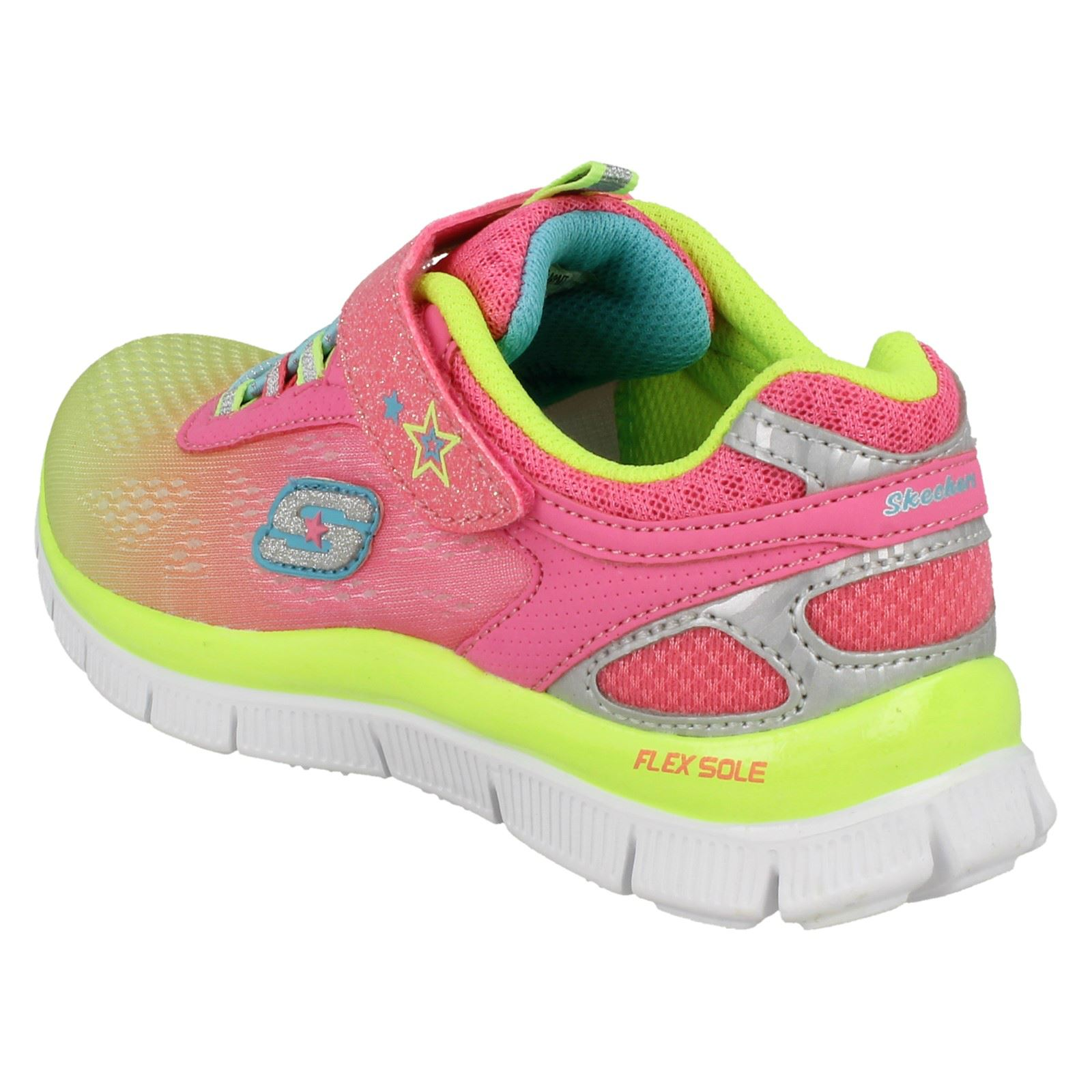 Girls Skechers Trainers /'Appeal 81898L/'