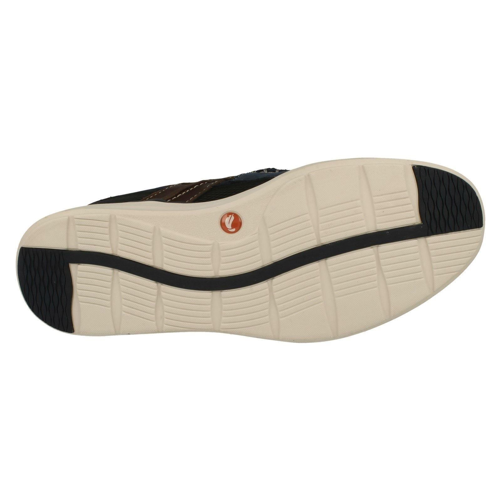 Herren Clarks - Casual Slip On Schuhes - Clarks Un Abode Free c3ce99
