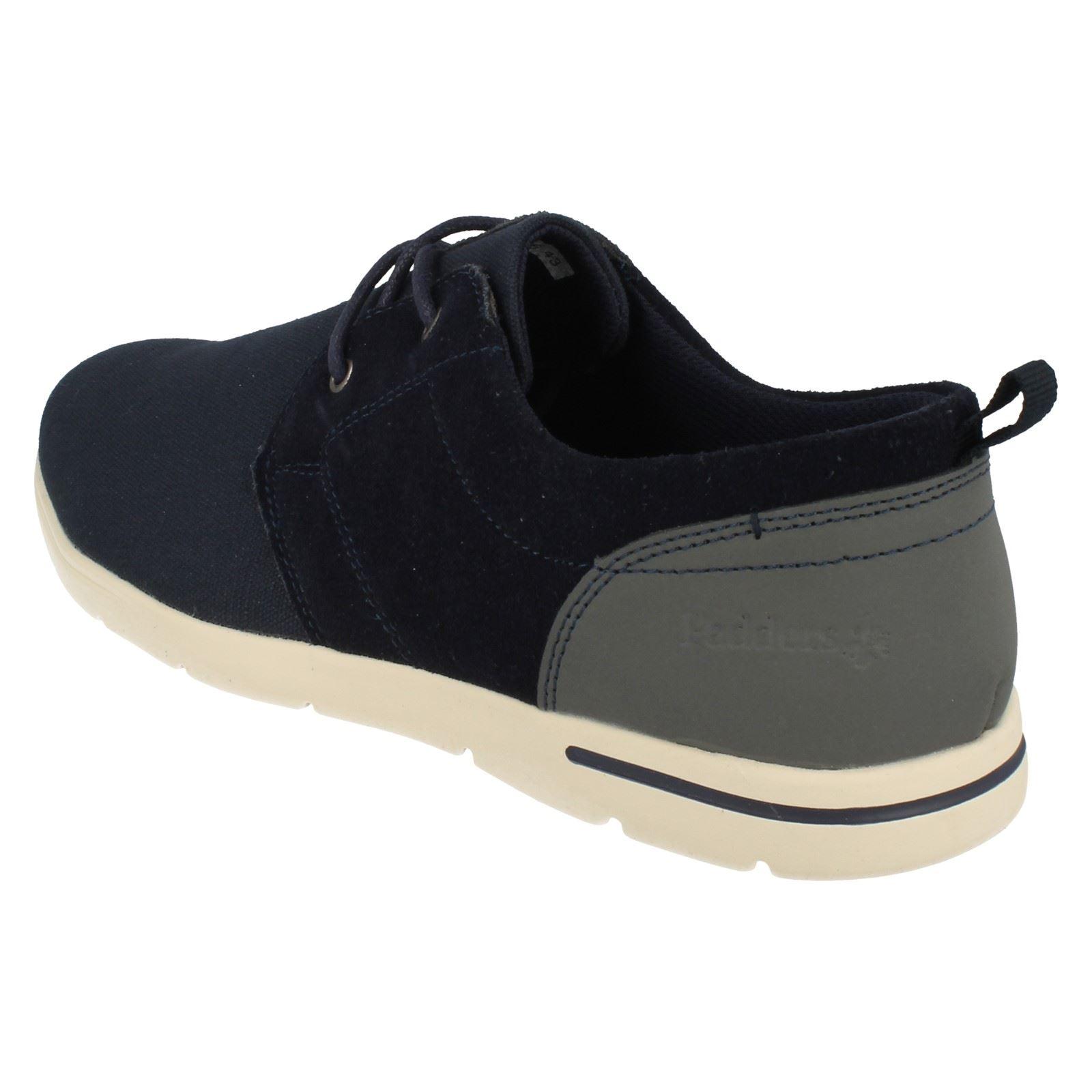 Zapatos Informales con Cordones para Hombre Padders Liam
