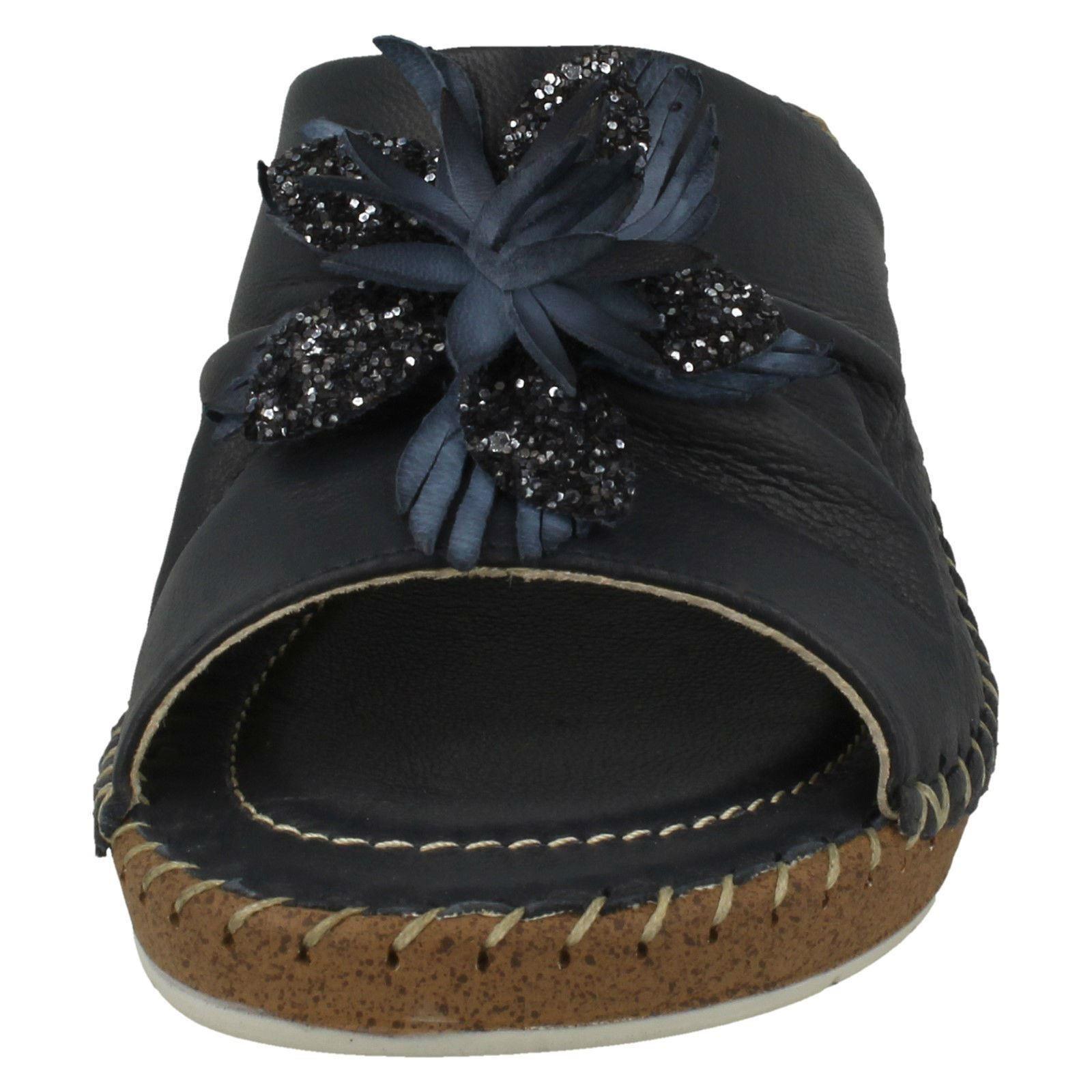 Ladies-Van-Dal-Wedge-Heel-Mule-Sandals-039-Banks-039 thumbnail 14