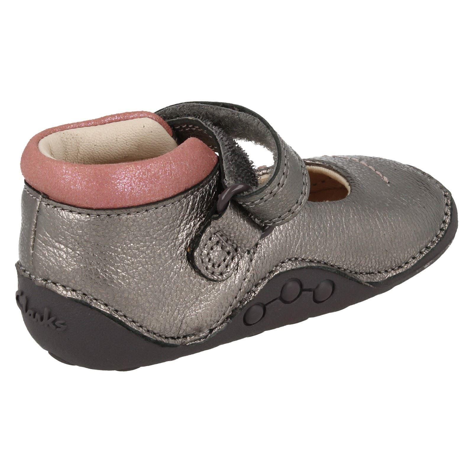 Infant Girls Clarks First Shoes Little Fizzi