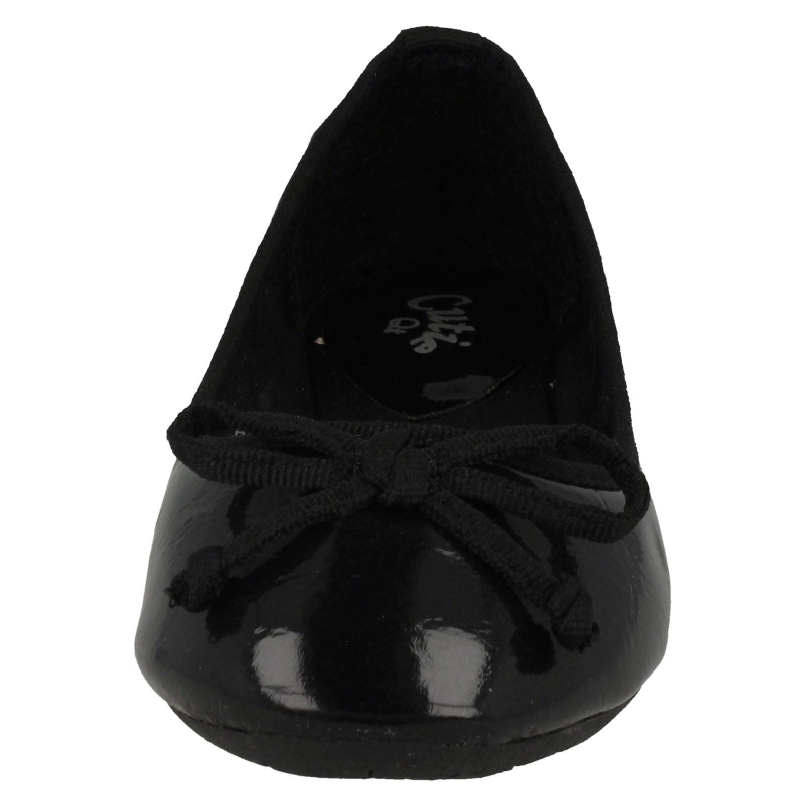 Chicas Cutie plana H2228 Zapato De Ballet