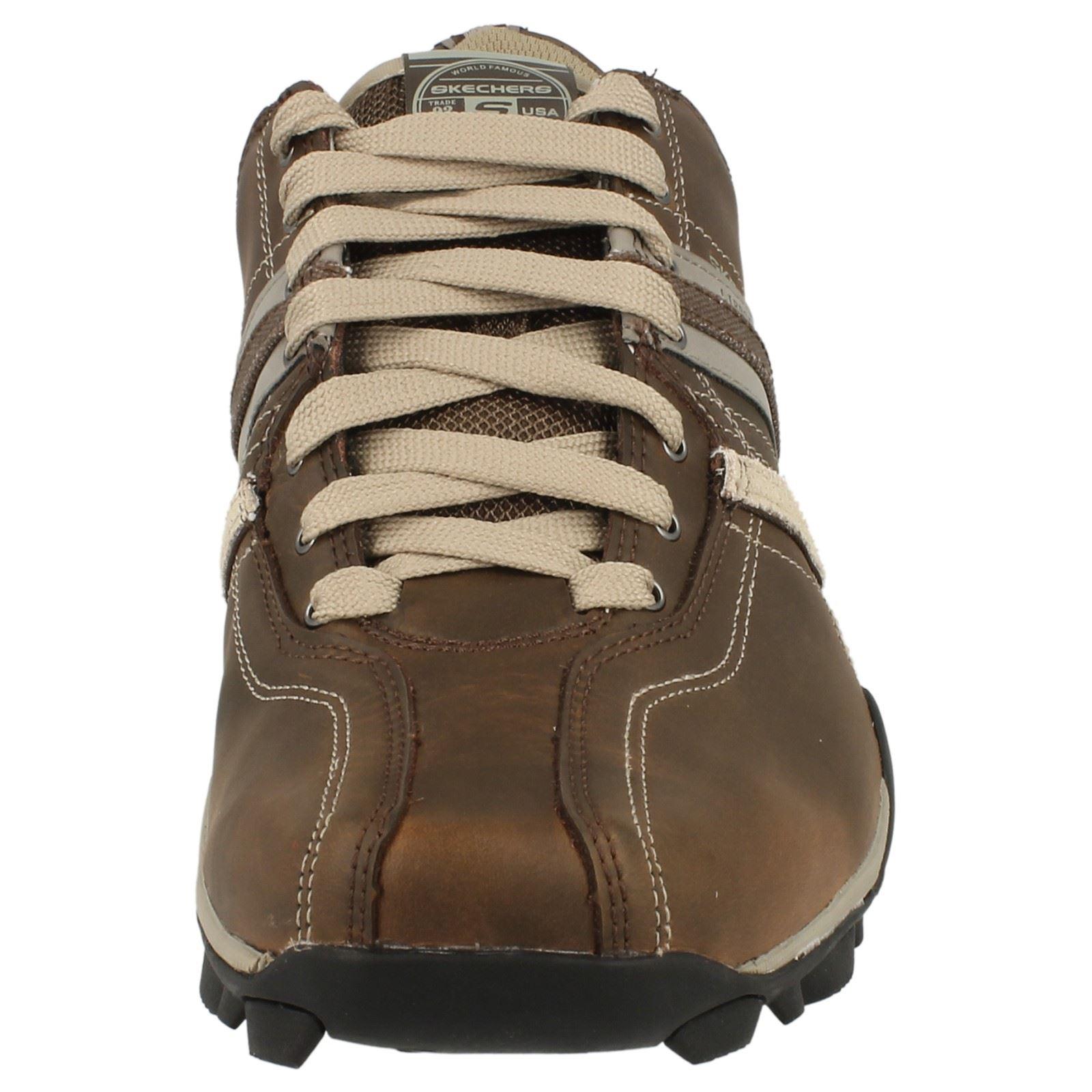 Uomo Skechers Urban  Casual Leder Schuhes Urban Skechers Tread Refresh 348ab1