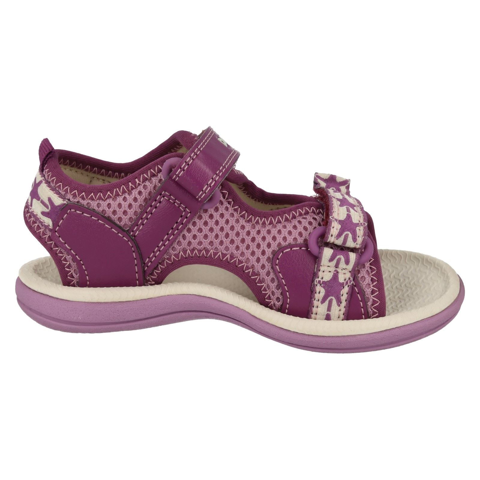 c3b7128d9fc9 039-Clarks-Girls-039-Sandals-Star-Games thumbnail 33