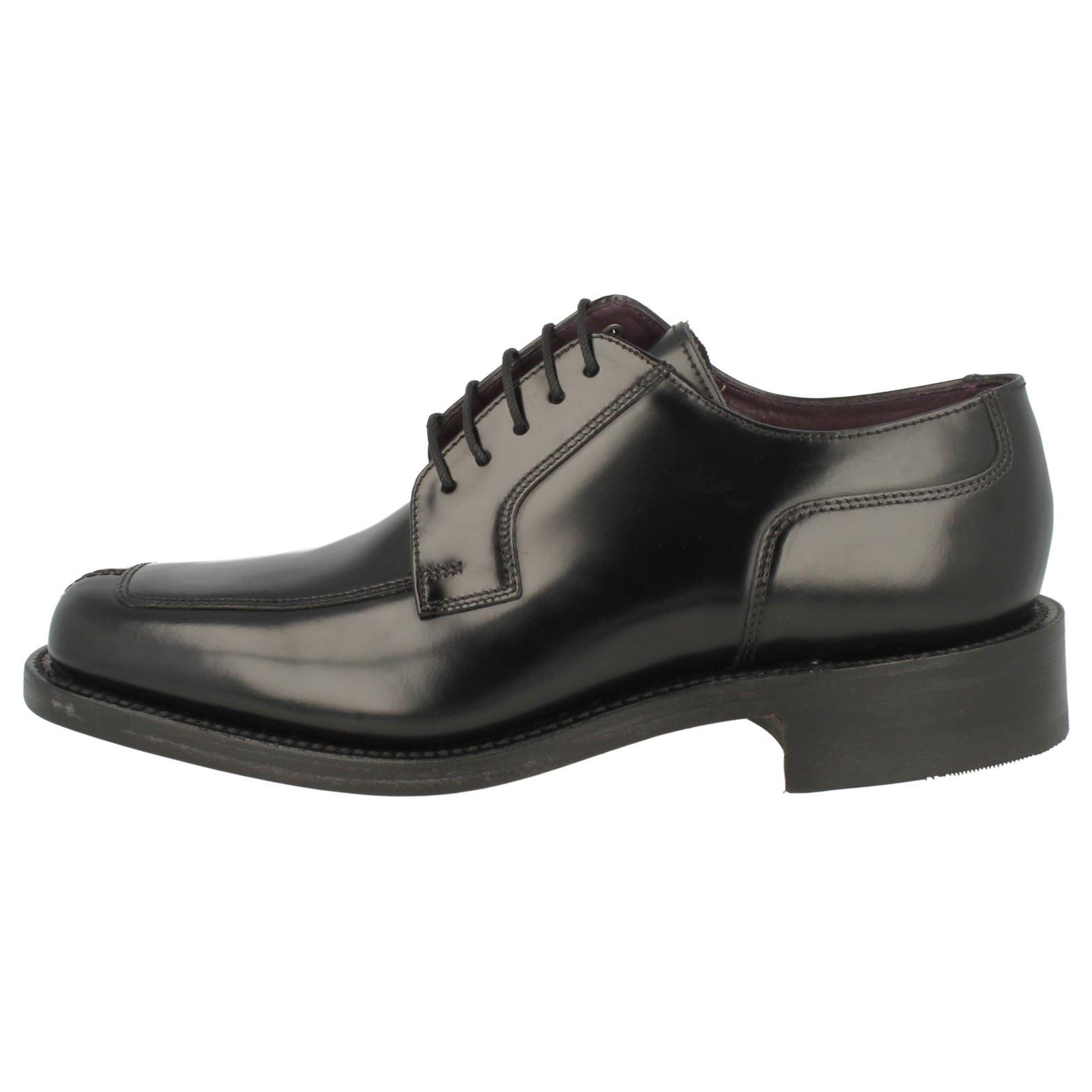 1303b Lace Nero Up Loake Mens Shoes TvRpBWcUq