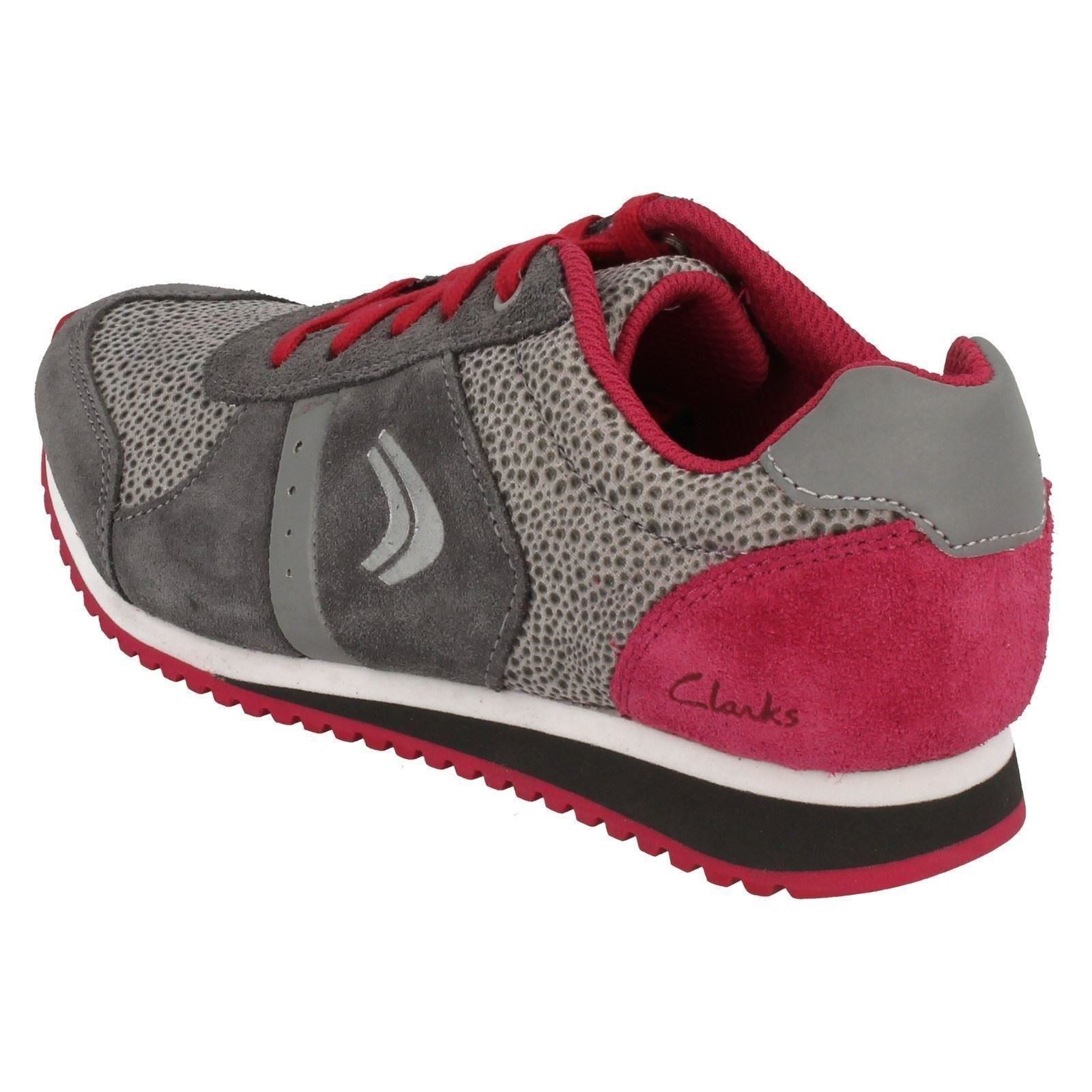 Girls Cica By Clarks Trainers Super Leap