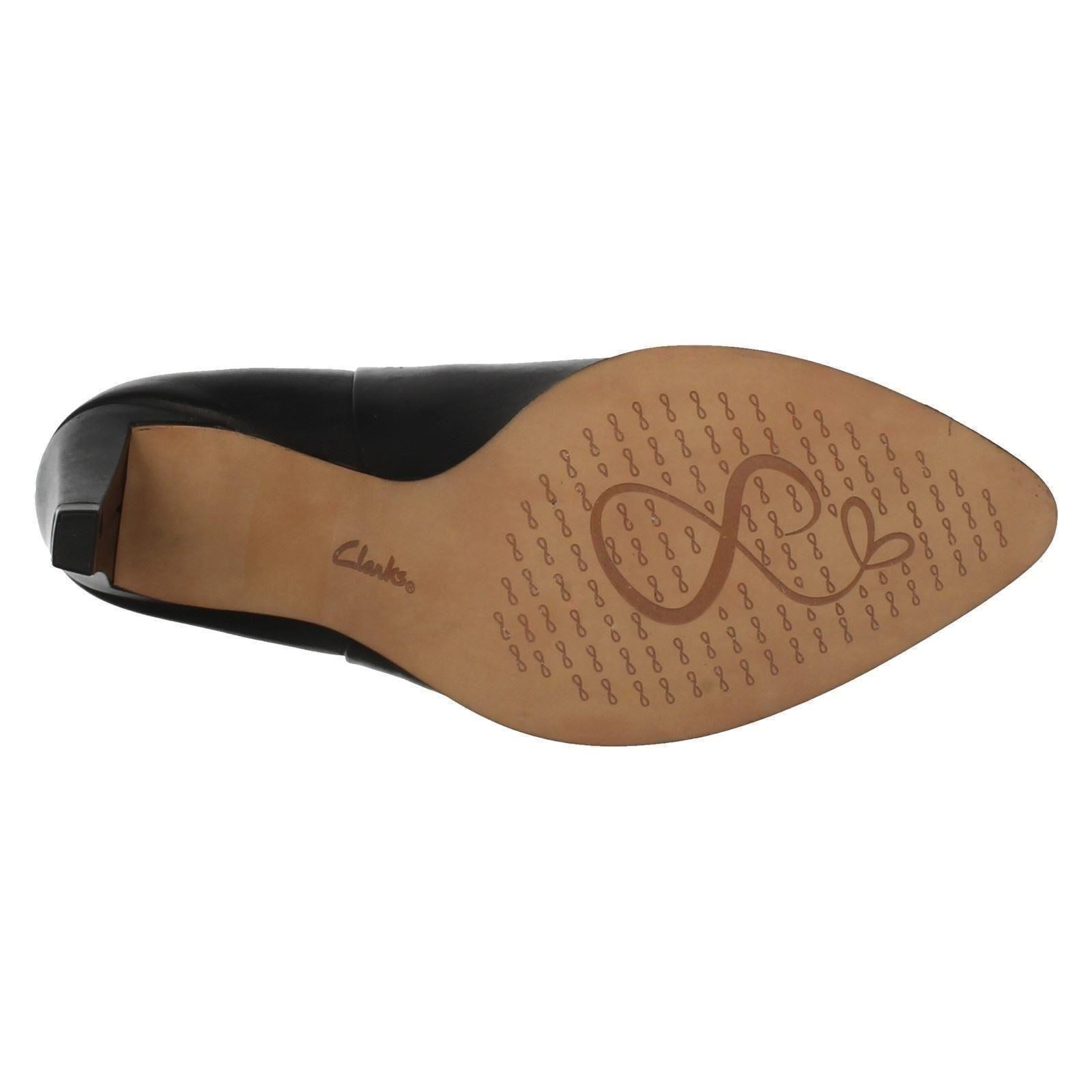 Men/Women Ladies Clarks Ankle Boots 'Azizi Posey' Ideal occasions gift for all occasions Ideal At a lower price Popular tide shoes 579d41
