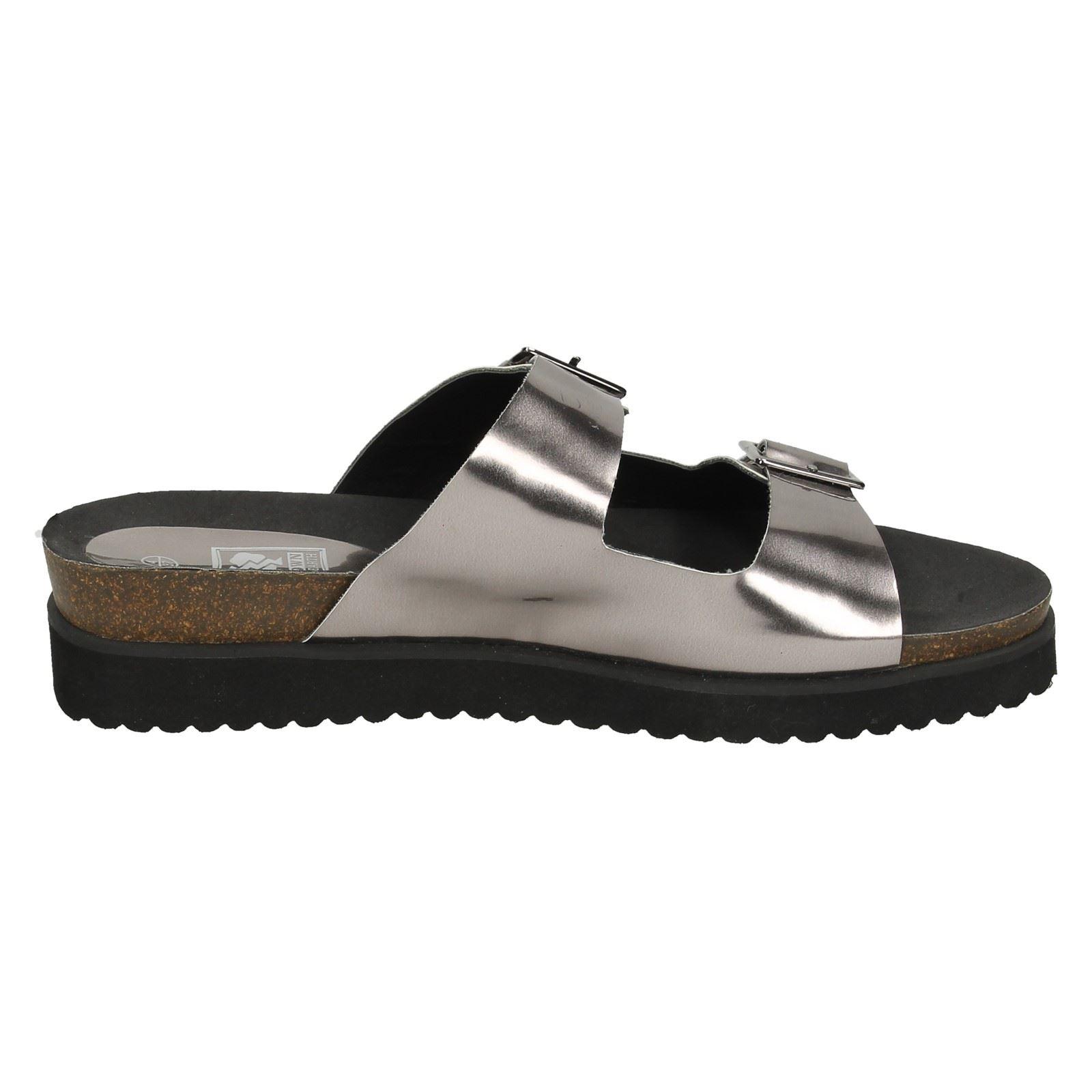 R15B Down to Earth F0R753 Ladies Tan Sandals