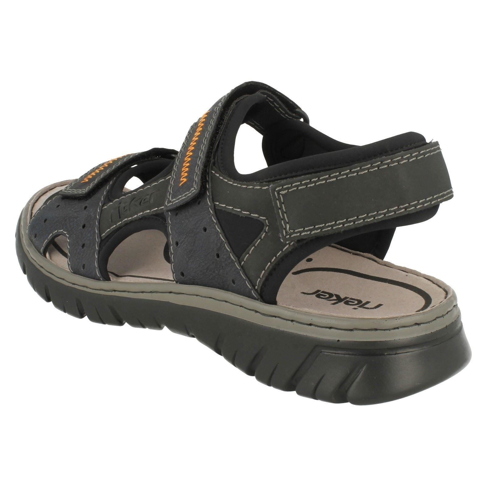 Uomo Rieker Casual Sandales Sandales Casual 26757 6e4176
