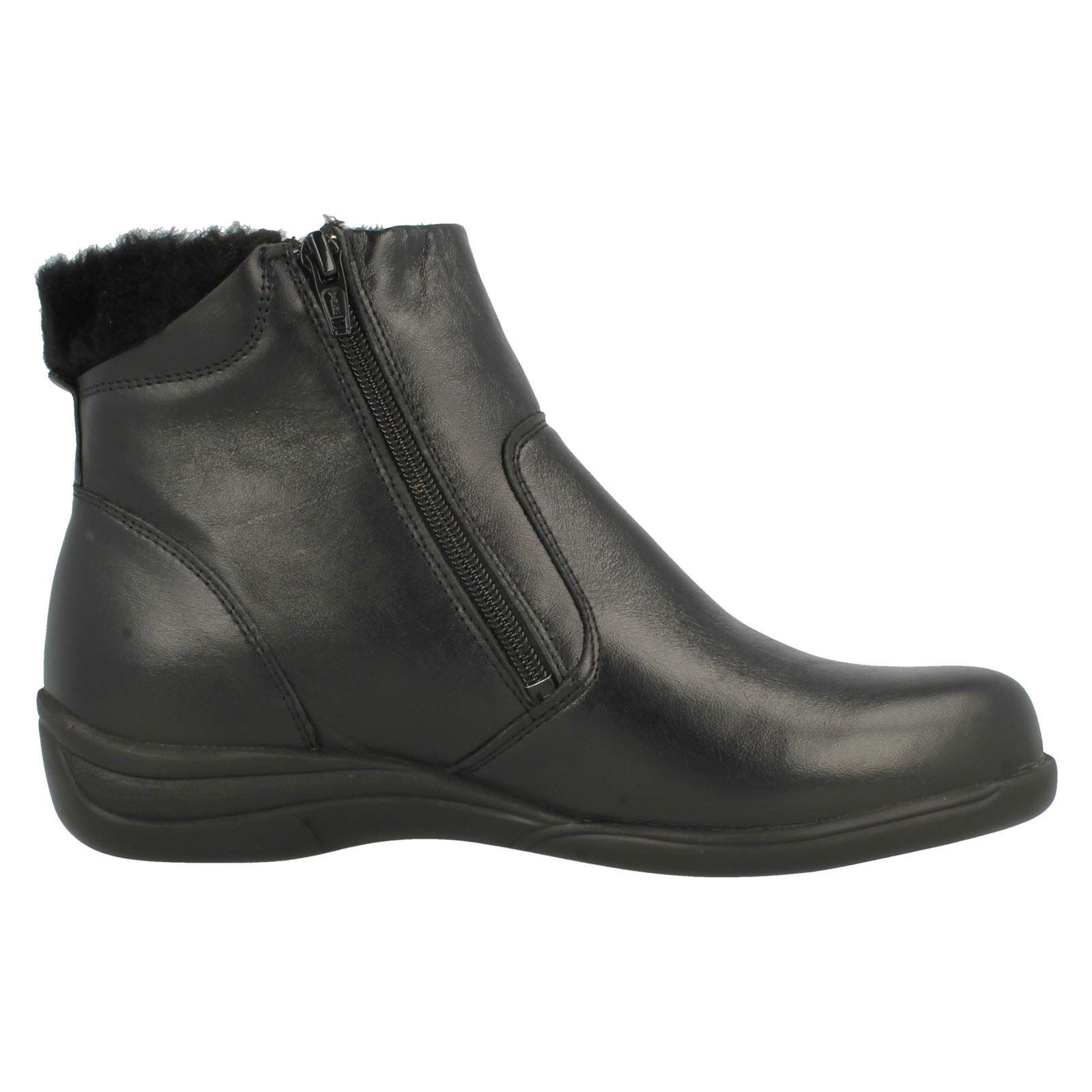 Damas Padders Tobillo botas botas botas Shona ff38c7